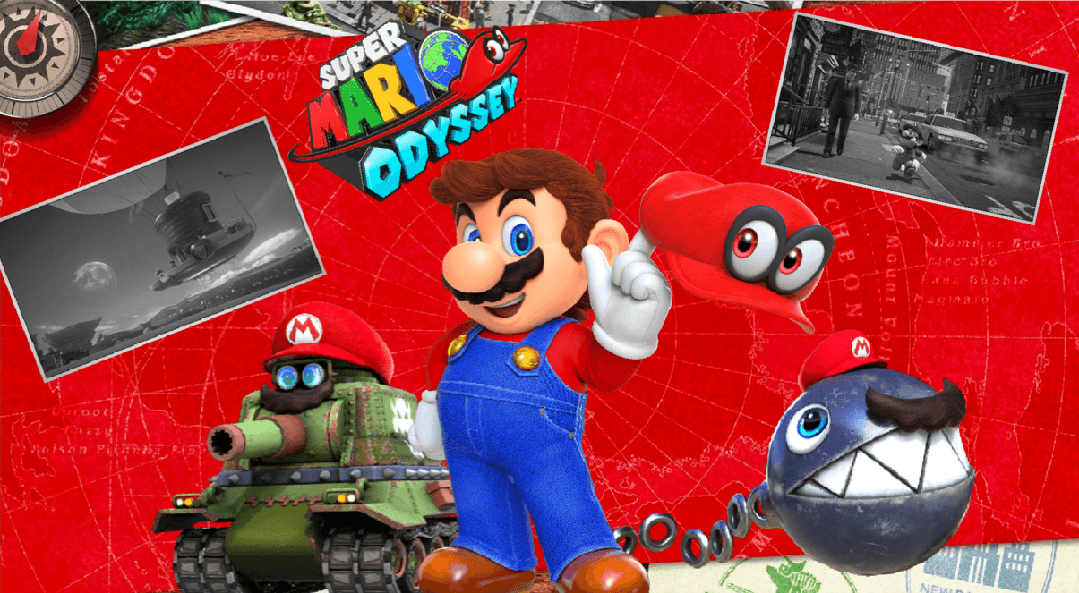 Super Mario Odyssey Wallpapers by DaKidGaming