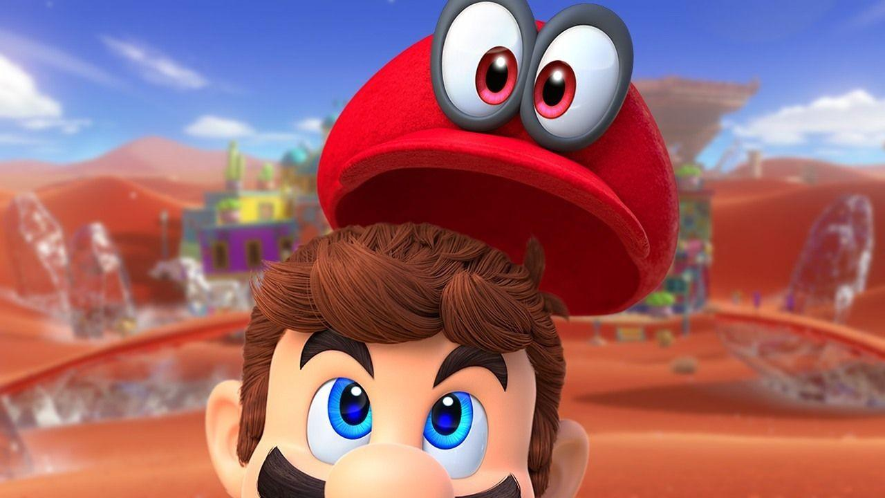 Super Mario Odyssey Won't Have Game Over Screens