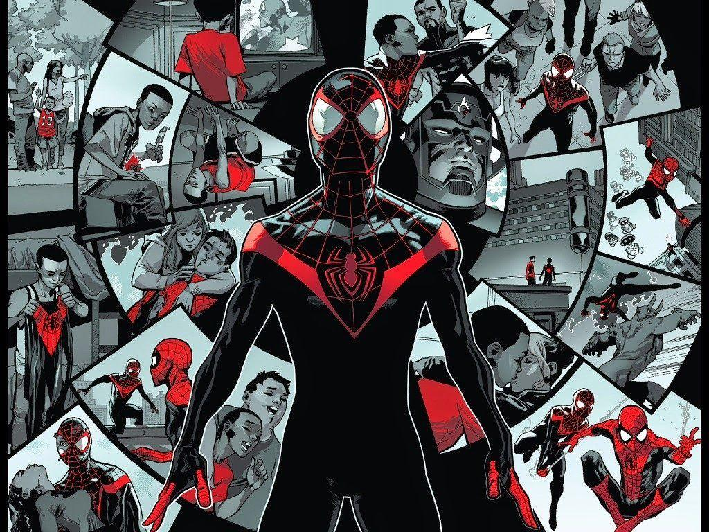 Rumor Of The Day Sonys Animated Spider Man Film To Focus On