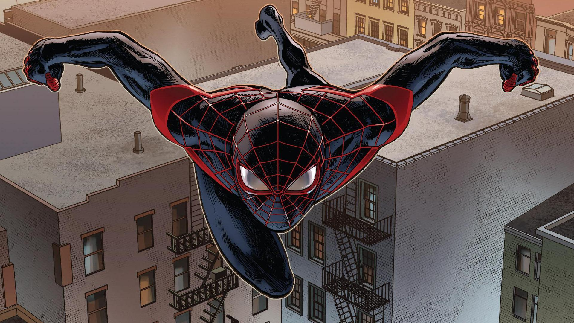 Miles Morales Wallpapers Wallpaper Cave