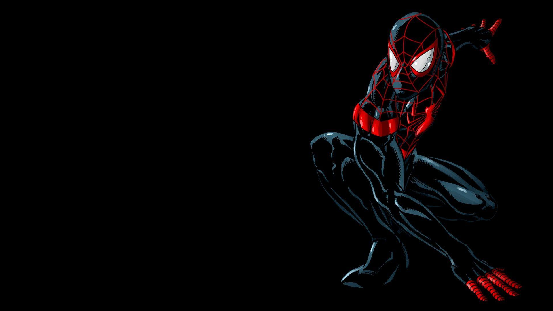 Spider Man 2099 Wallpaper 1080p: Miles Morales Wallpapers