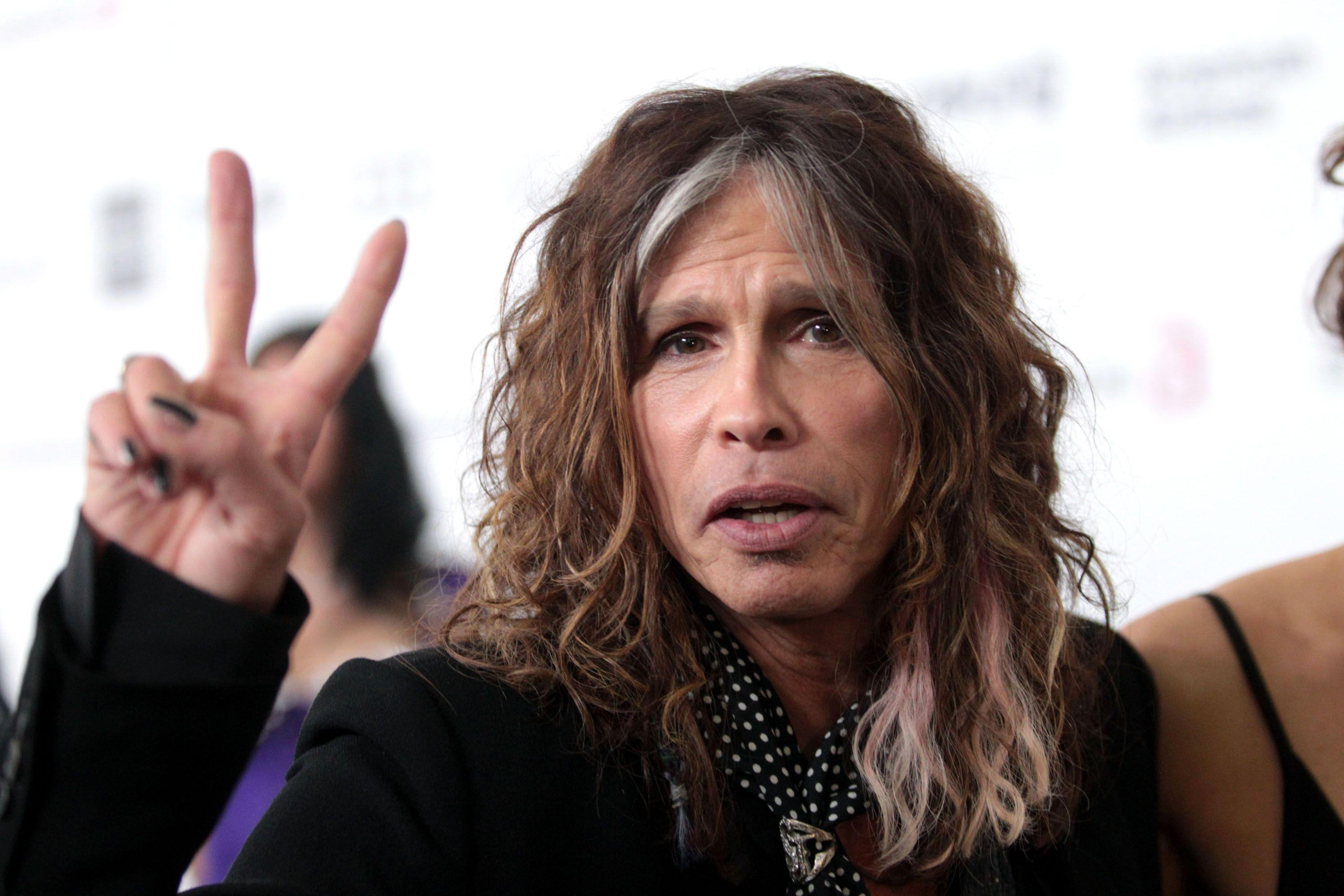High Quality Steven Tyler Wallpapers