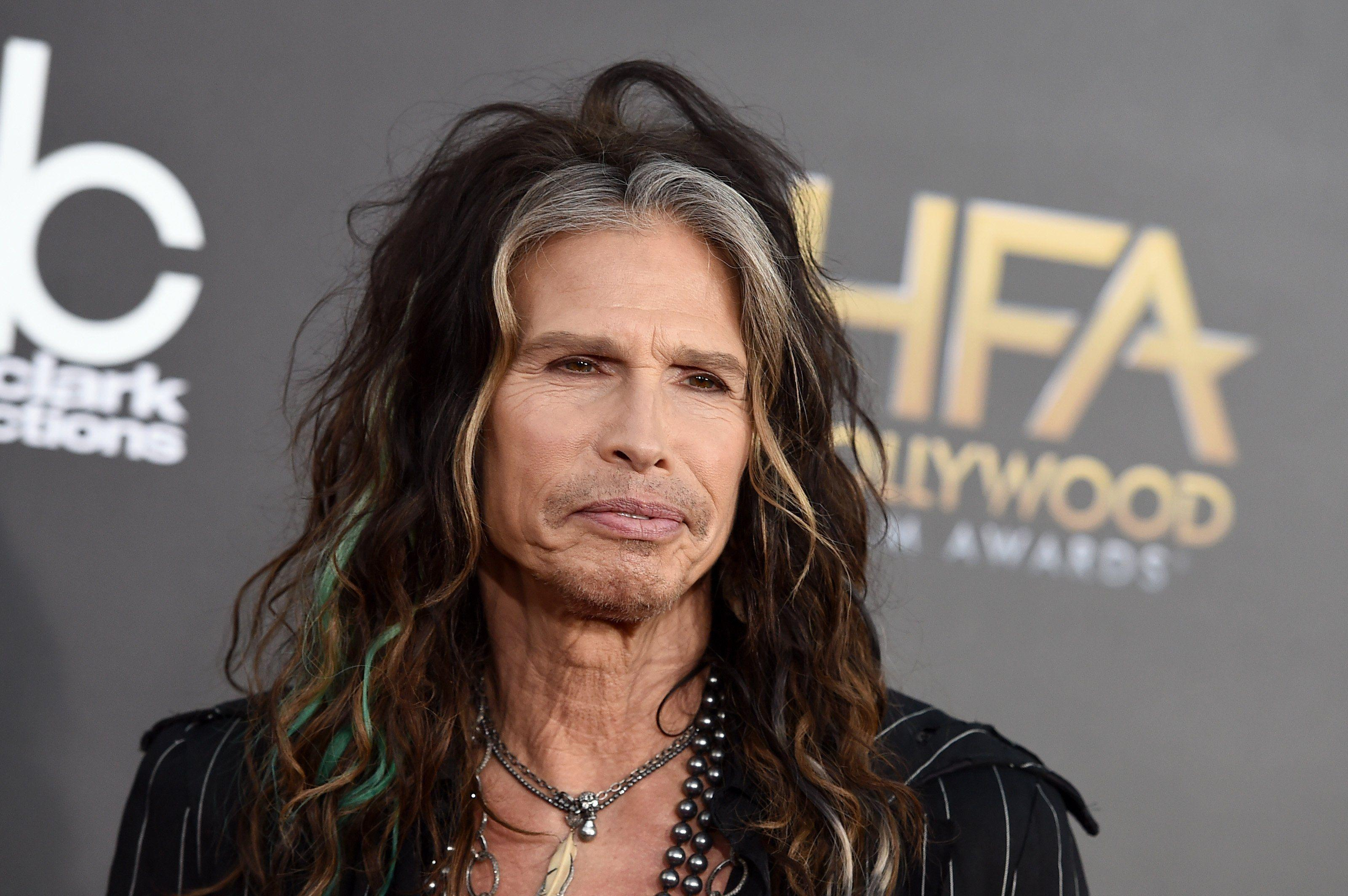 Steven Tyler's Health Issues Force Aerosmith To Cancel Their Tour