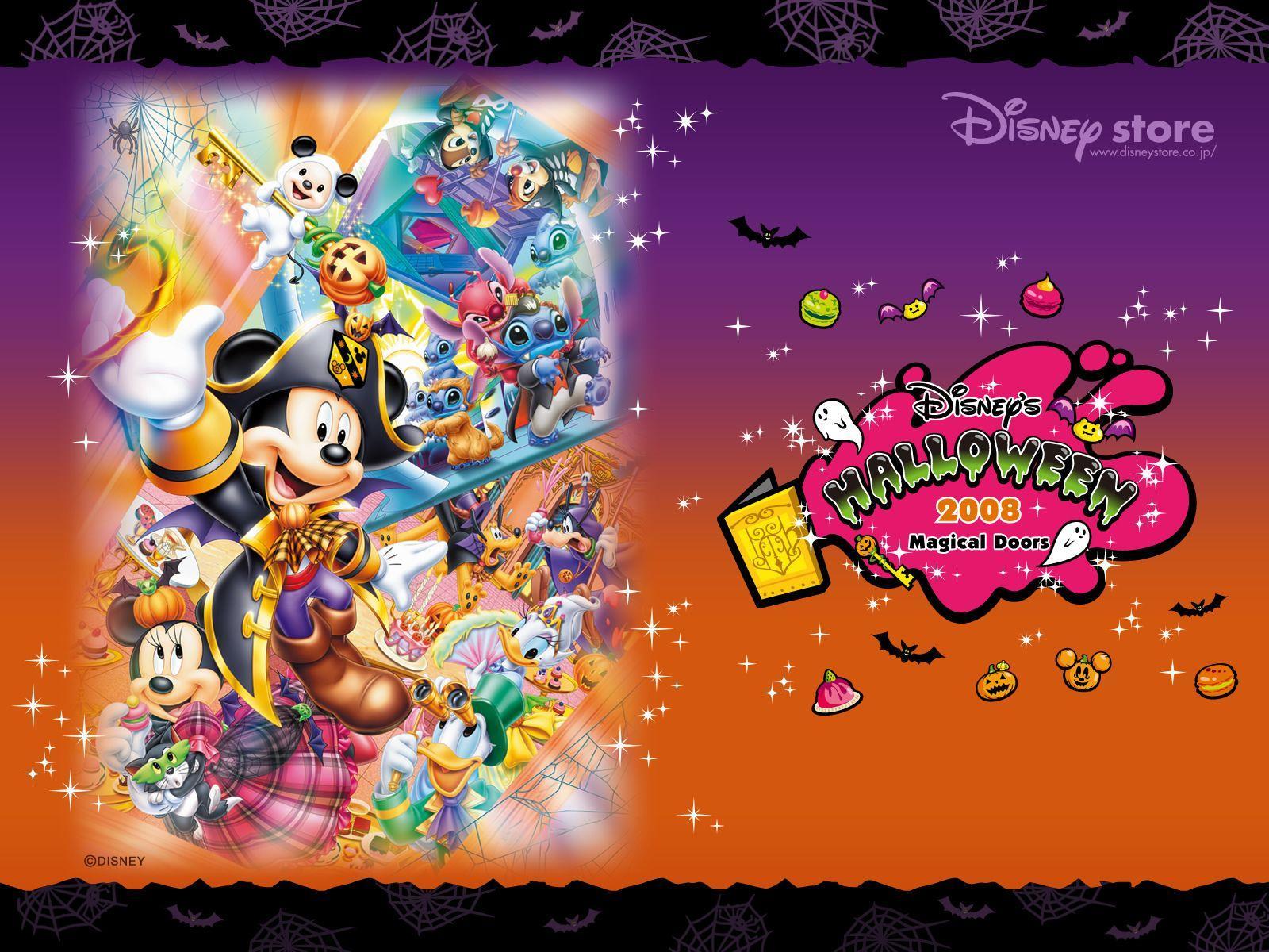 Halloween Disney Wallpapers Wallpaper Cave