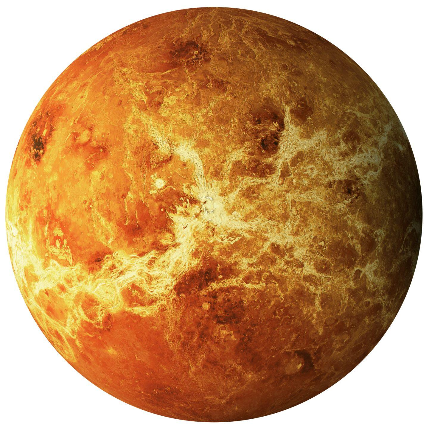 planet venus Quick venus facts venus does not have any moons or rings venus is nearly as big as the earth venus is often called the earth's sister planet the earth and venus are very similar in size with only.