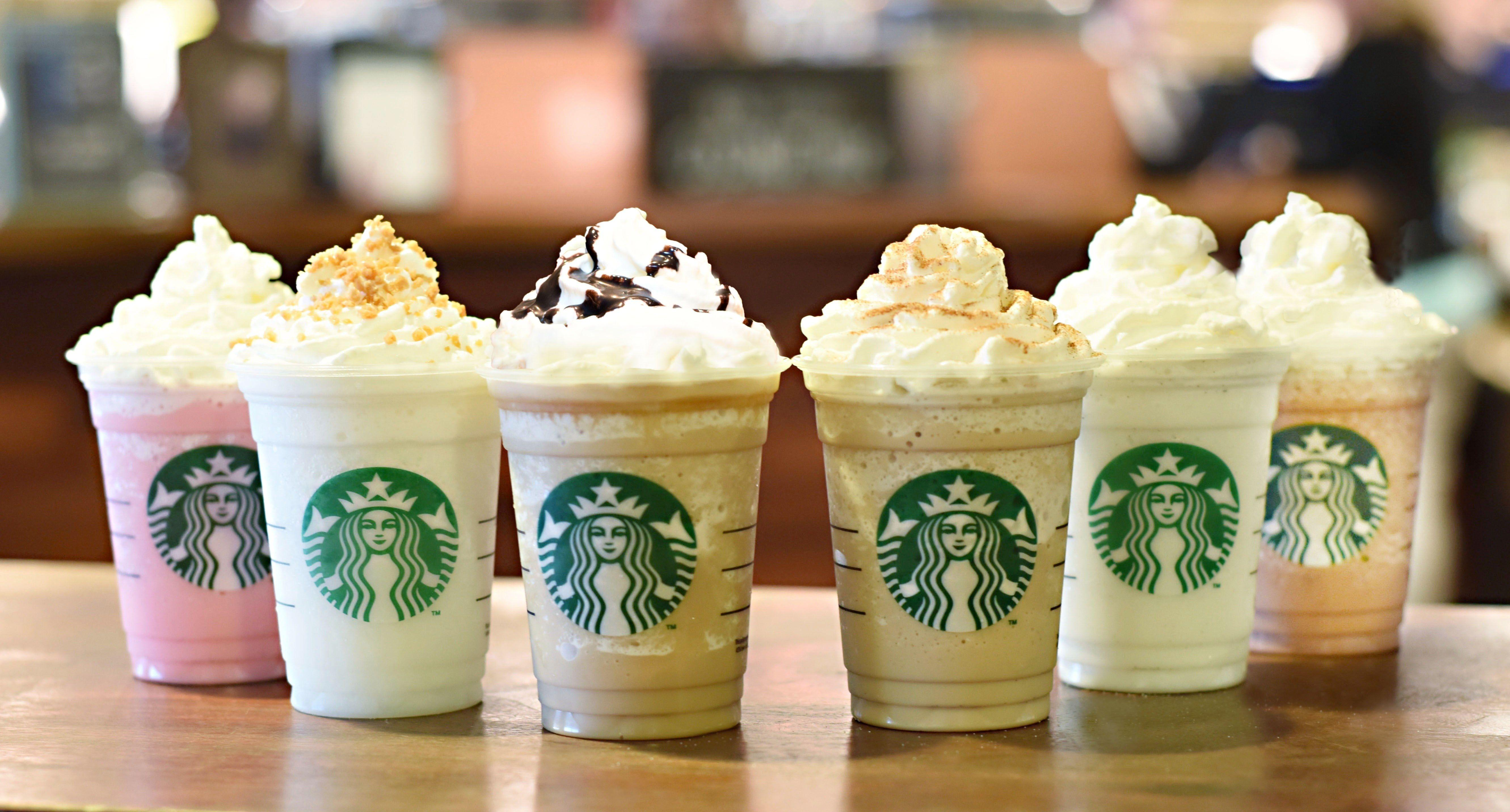 Starbucks Coffee Wallpapers Wallpaper Cave