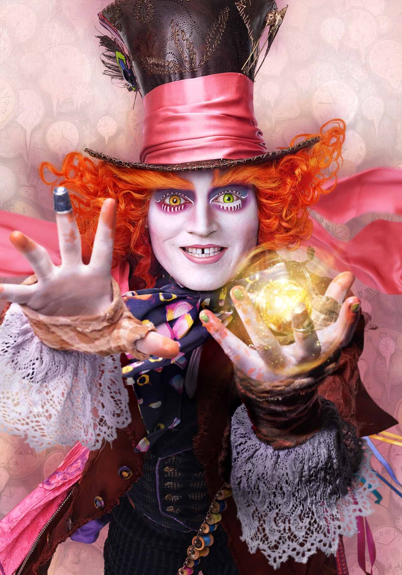 The Mad Hatter Wallpapers   Wallpaper Cave