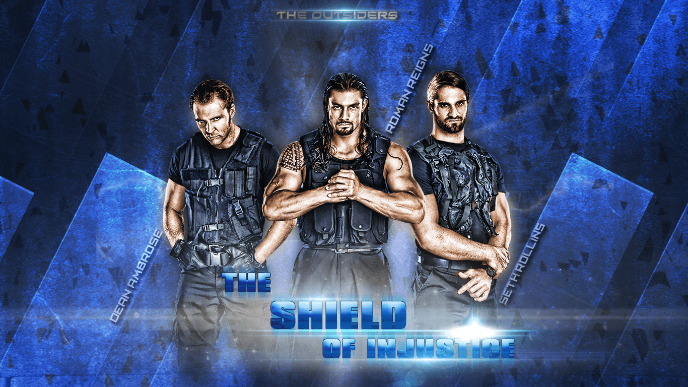 The Shield Wwe Wallpapers Wallpaper Cave