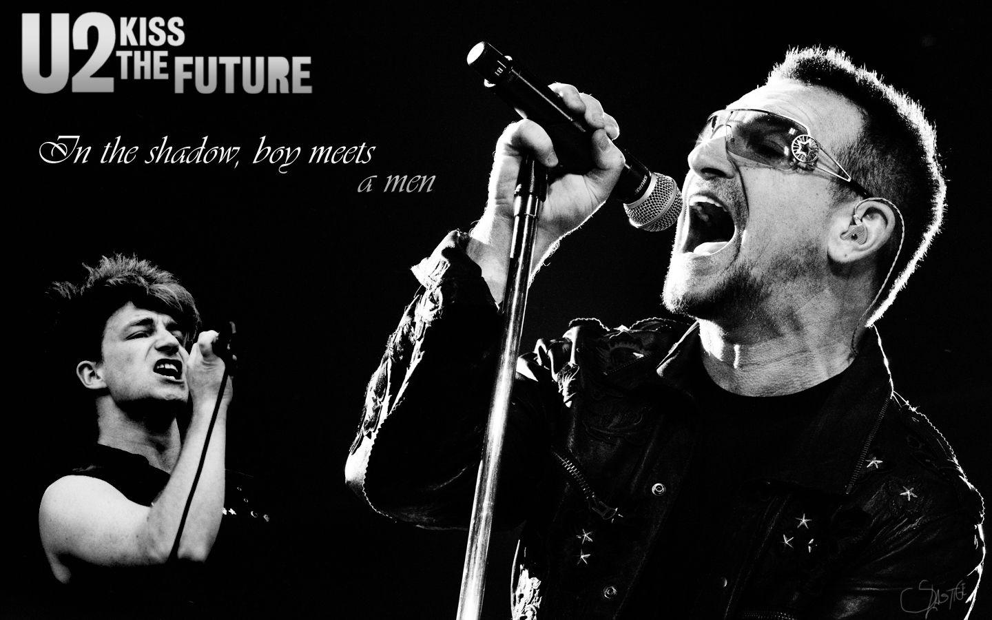 wallpaper: Wallpapers Bono U2