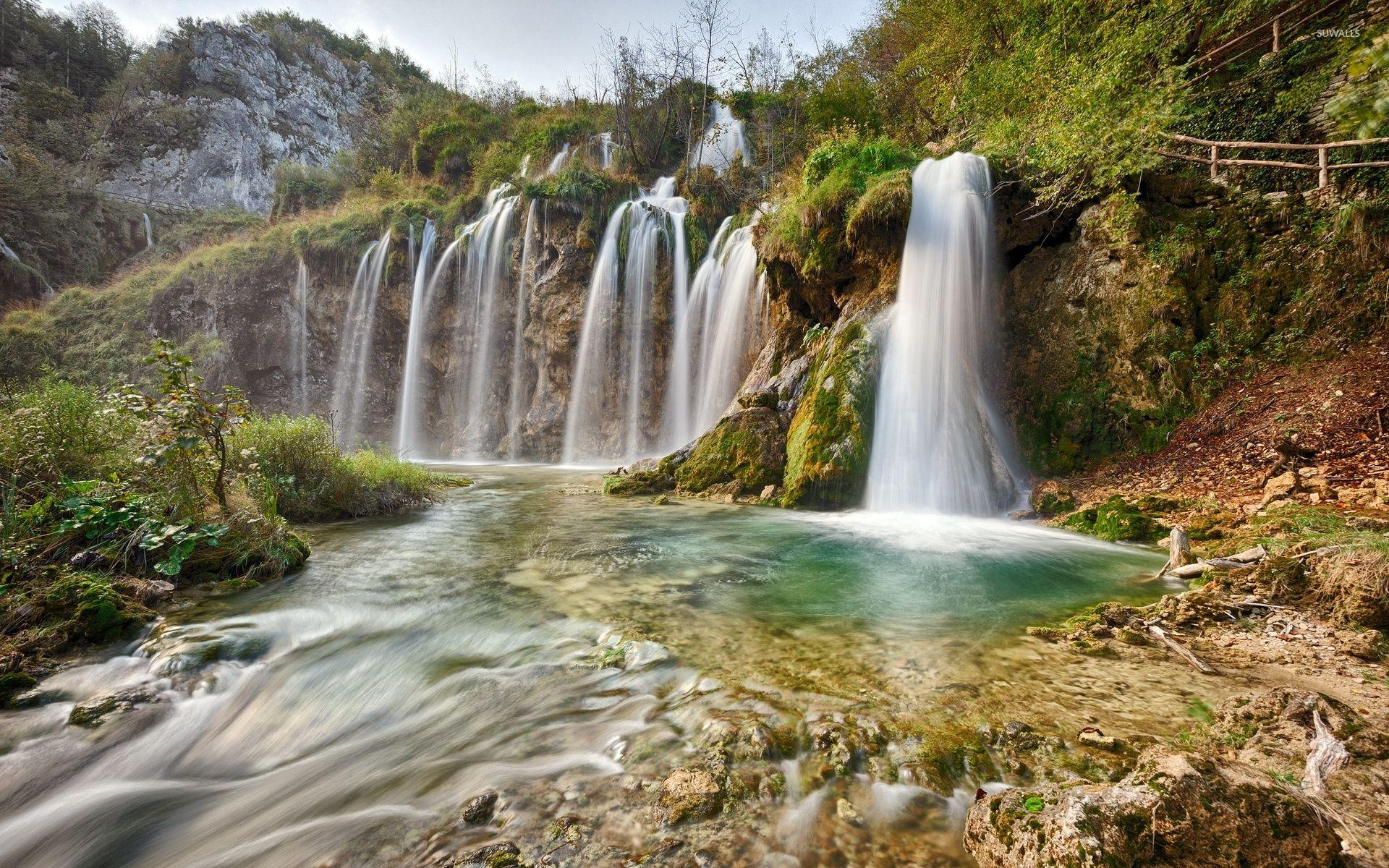 Plitvice Lakes National Park [6] wallpapers