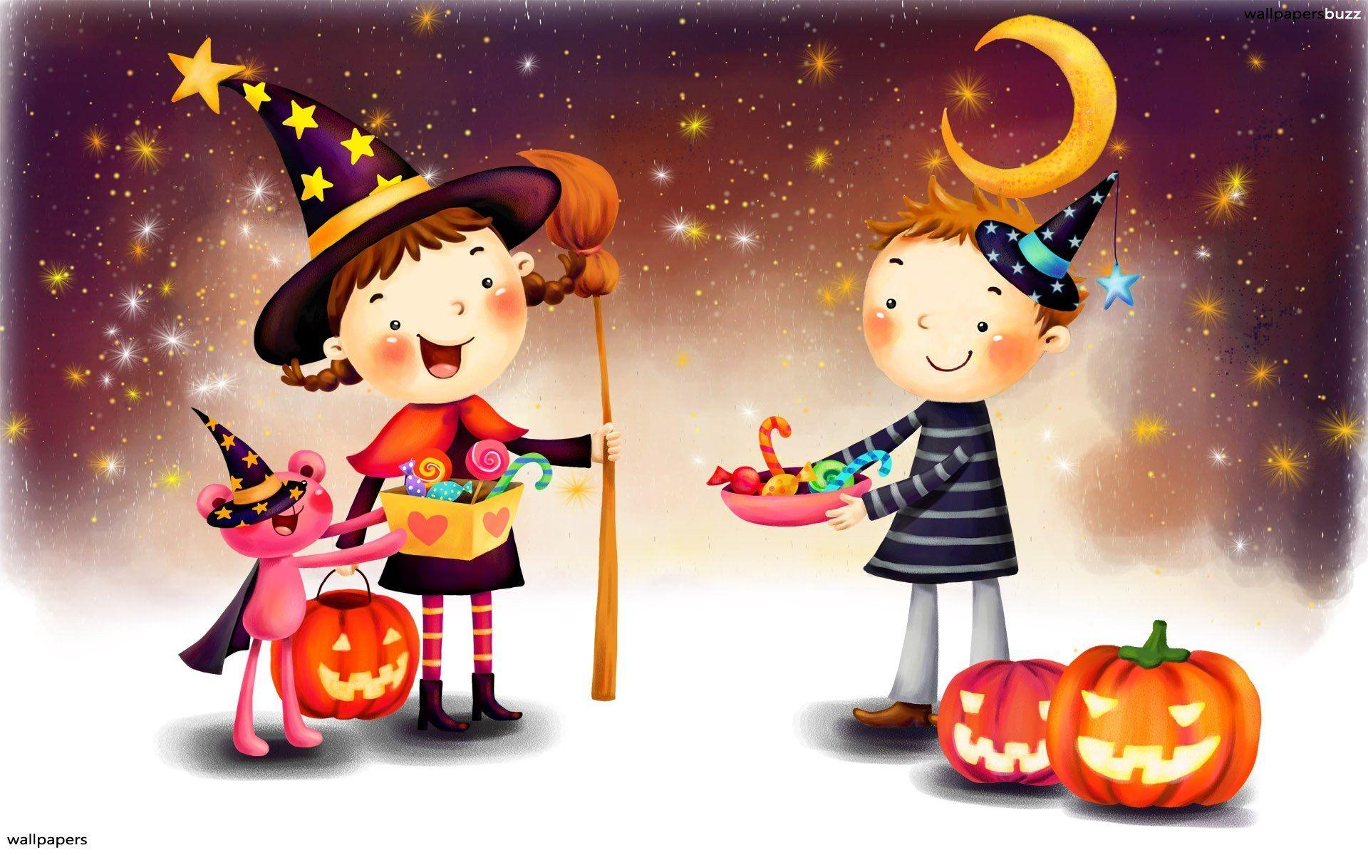 Trick or Treat HD Wallpapers