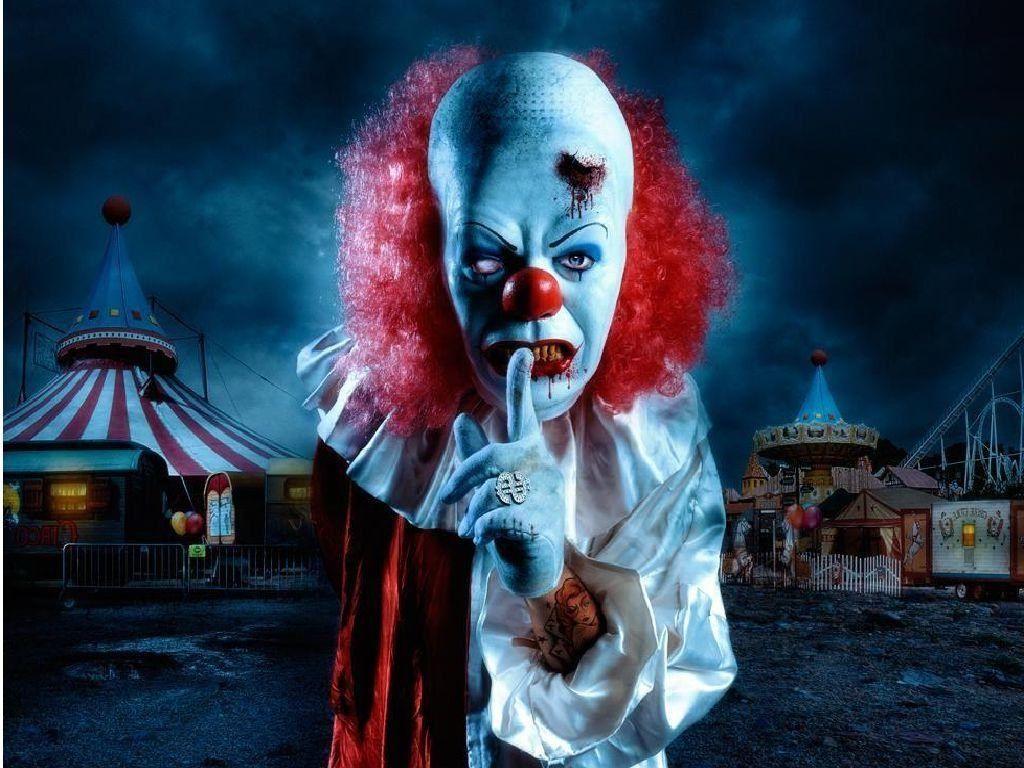Creepy Clowns Wallpapers