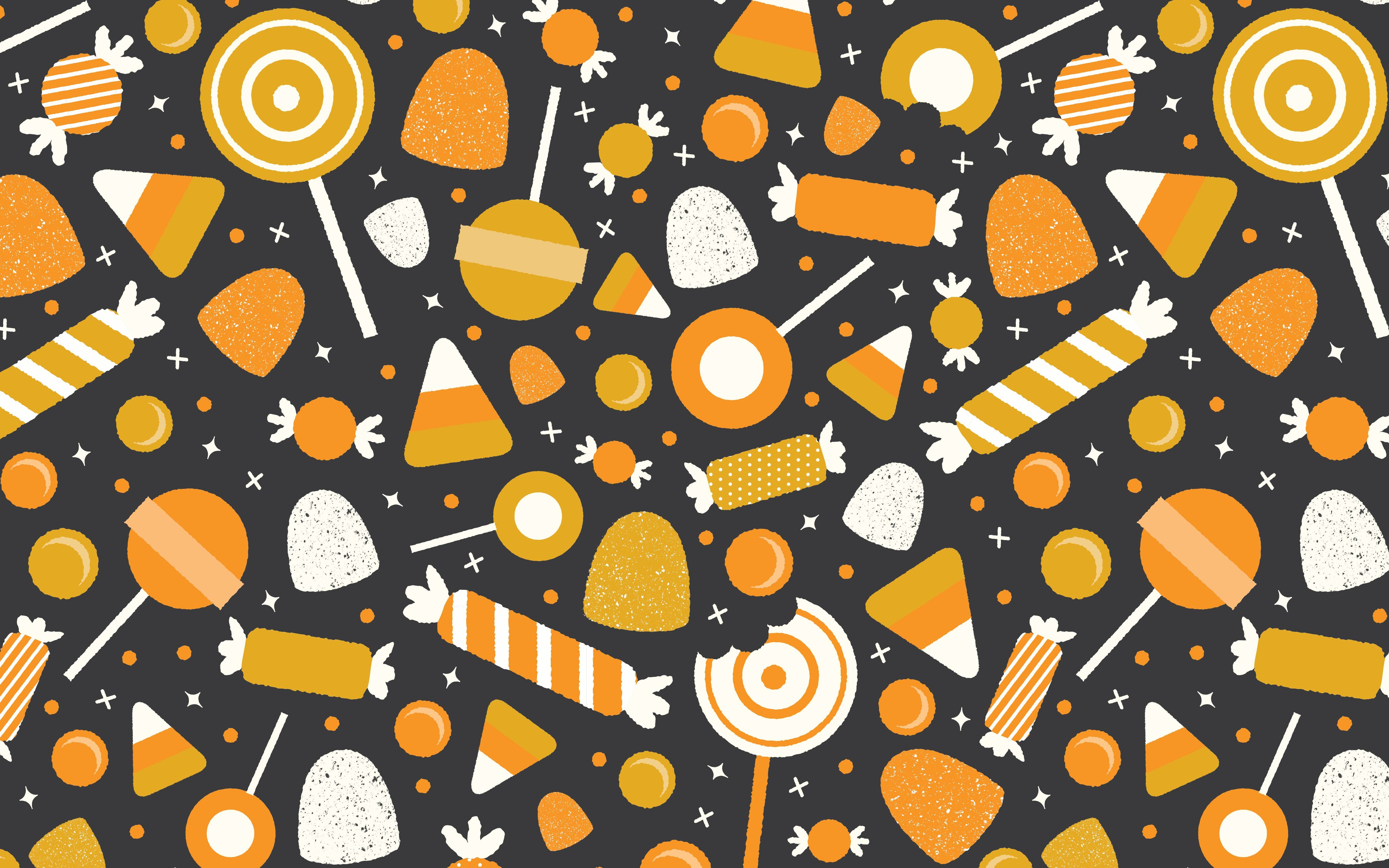Halloween Candy Wallpapers - Wallpaper Cave
