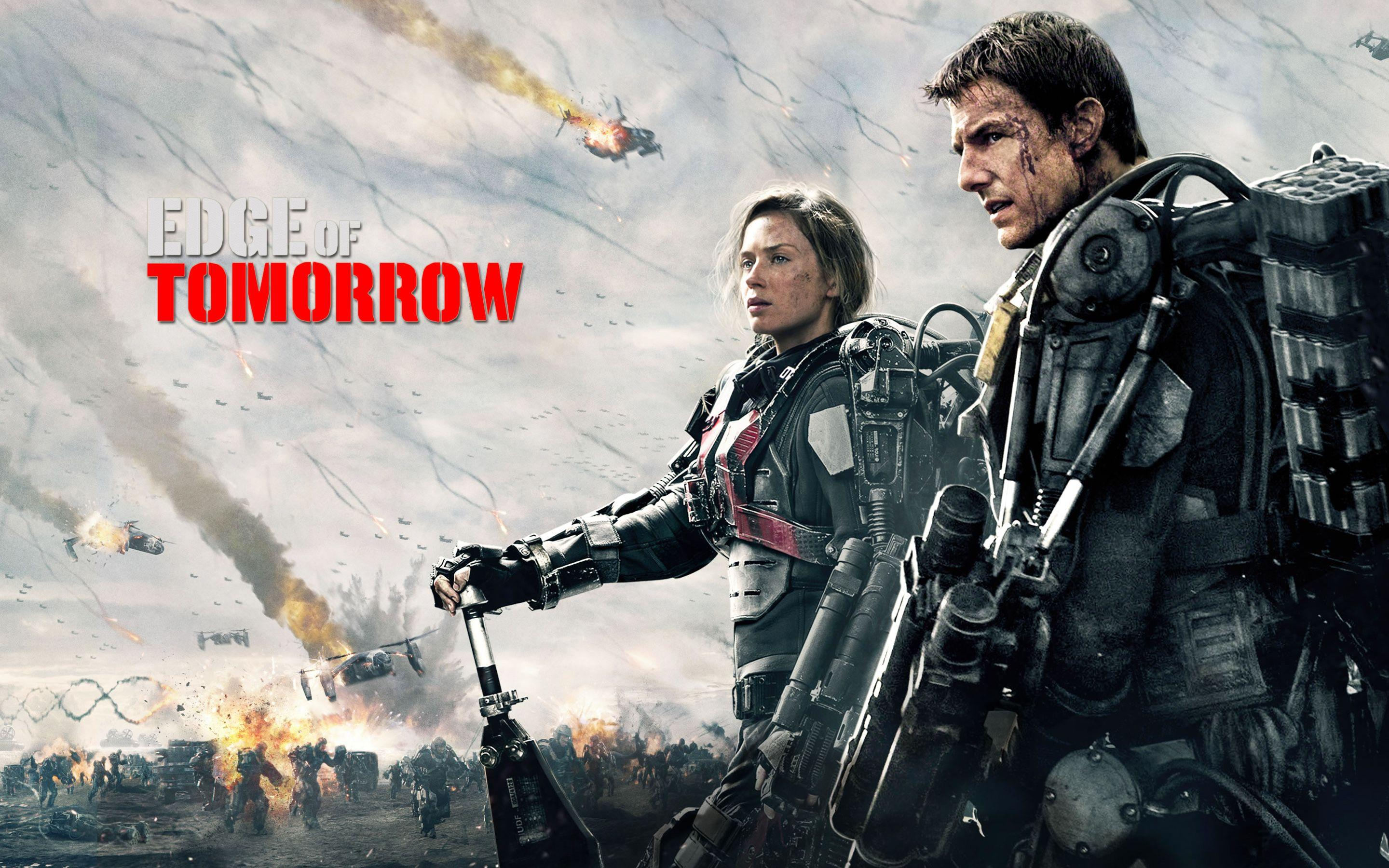Edge Of Tomorrow Wallpapers Wallpaper Cave
