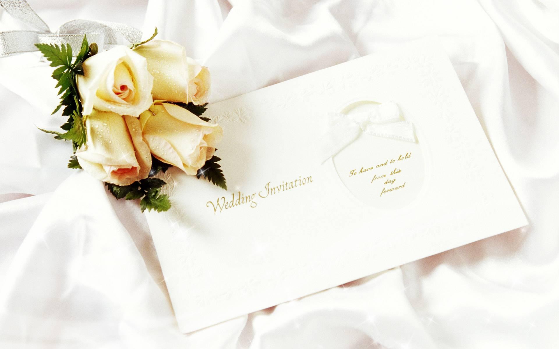 Wedding Invitation Wallpapers - Wallpaper Cave