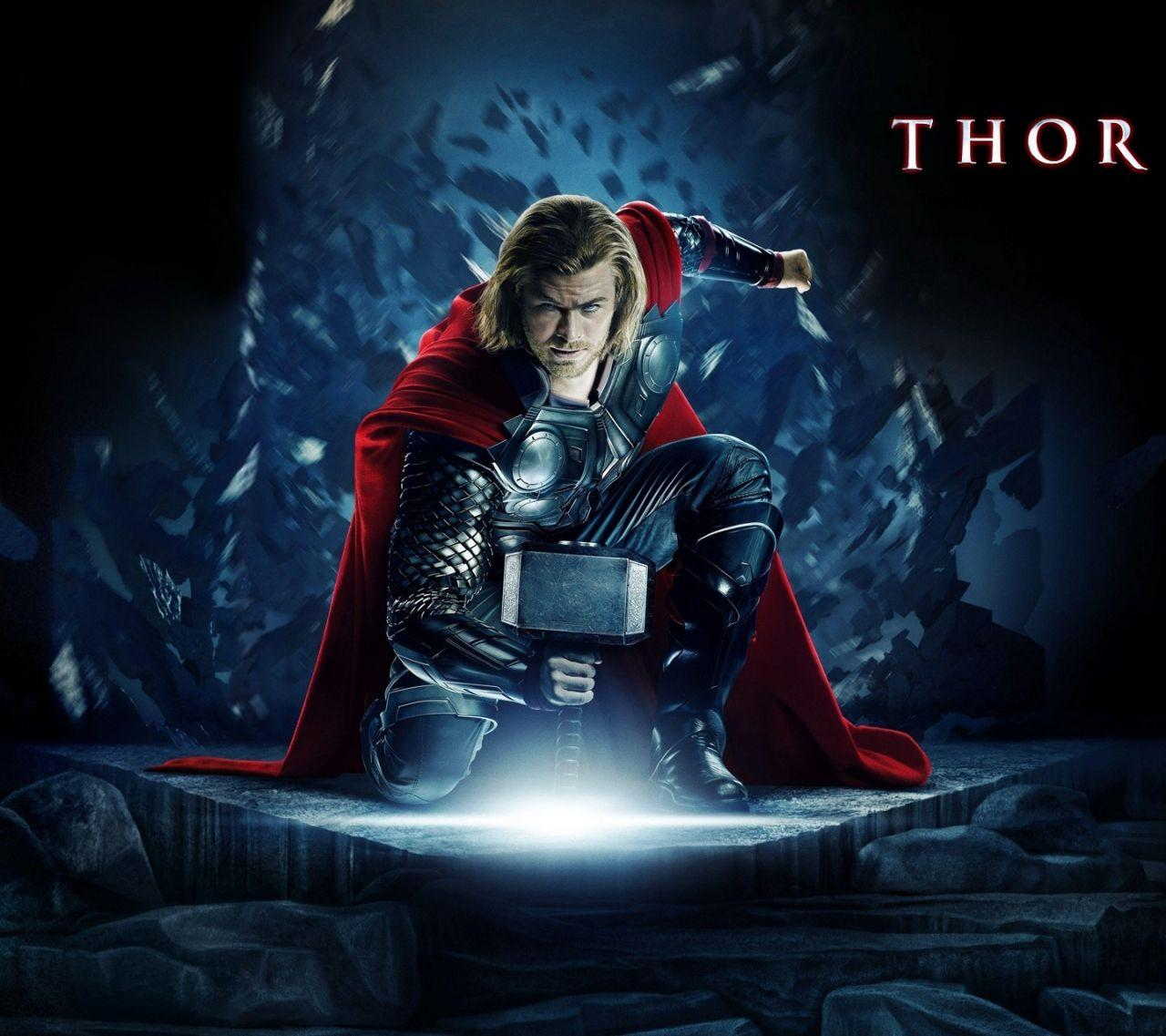 Photo Thor poster HD in the album Movie Wallpapers by djakrse