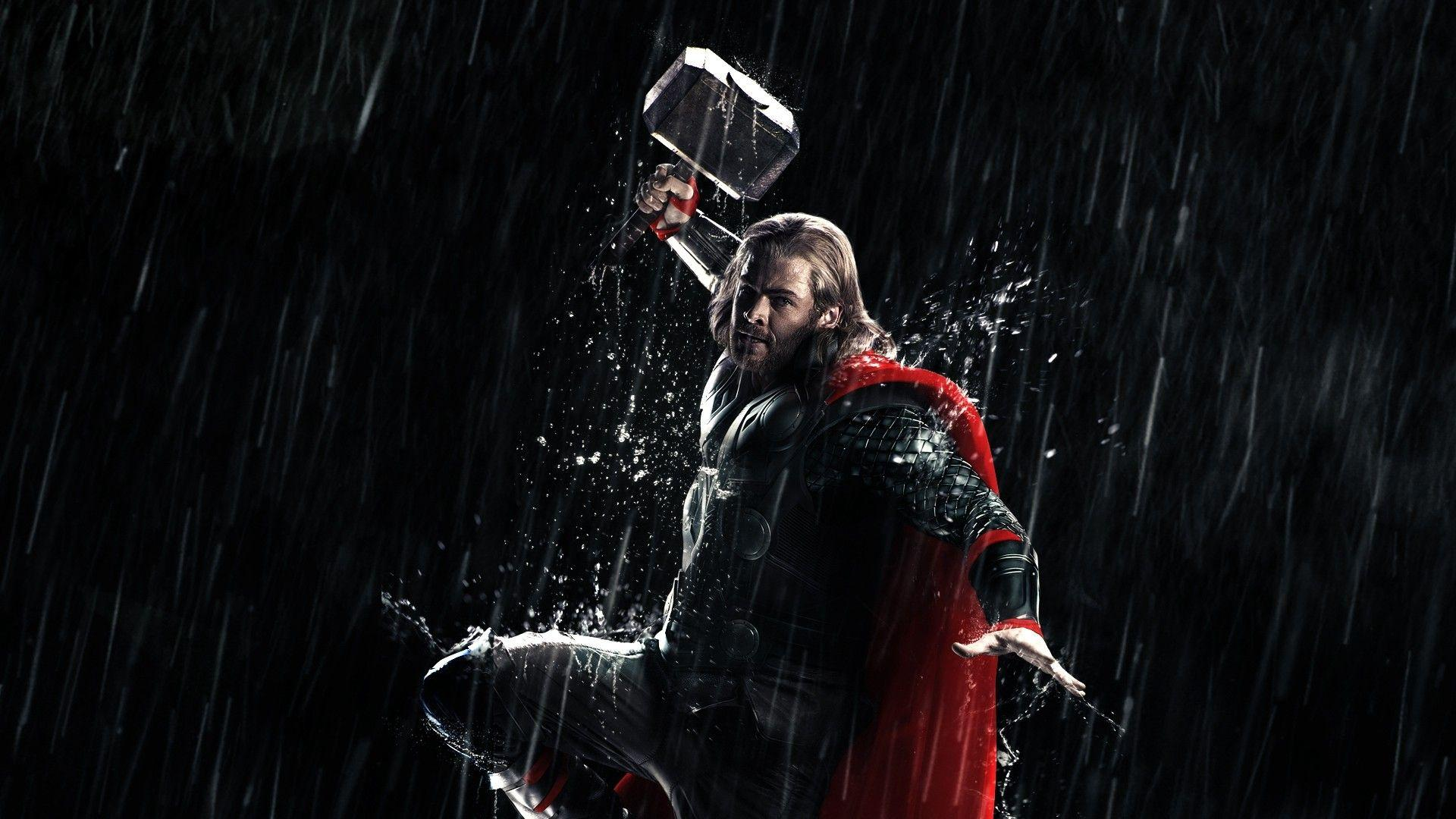 Thor: The Dark World Full HD Wallpapers and Backgrounds Image
