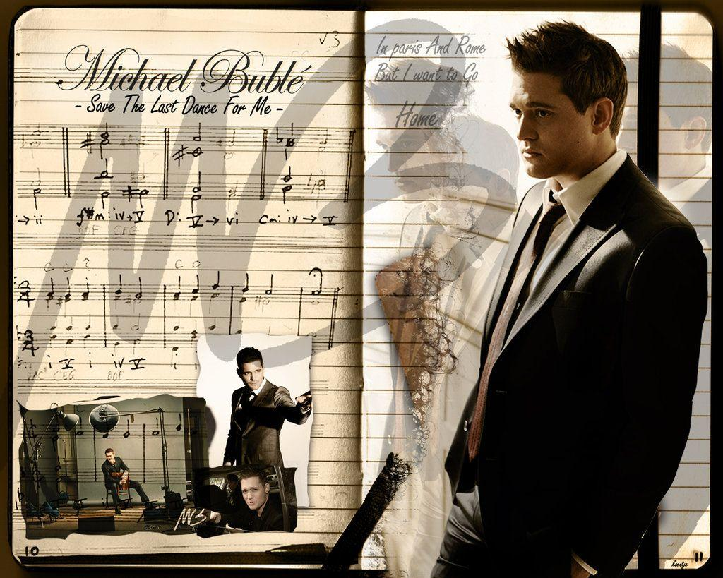 A Buble Poster For Michael by marty