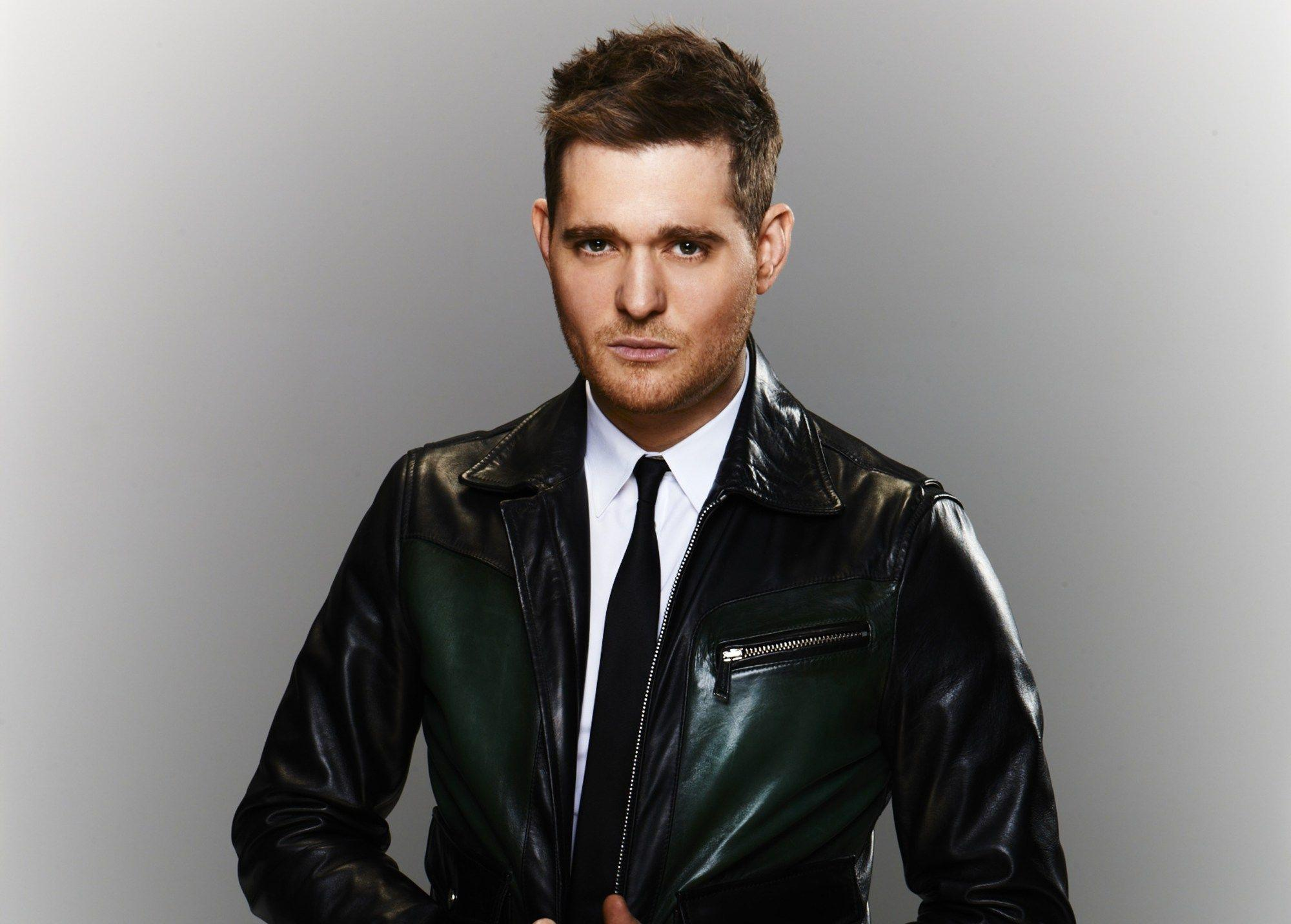 Michael Bublé Wanted In On 'Magic Mike XXL'
