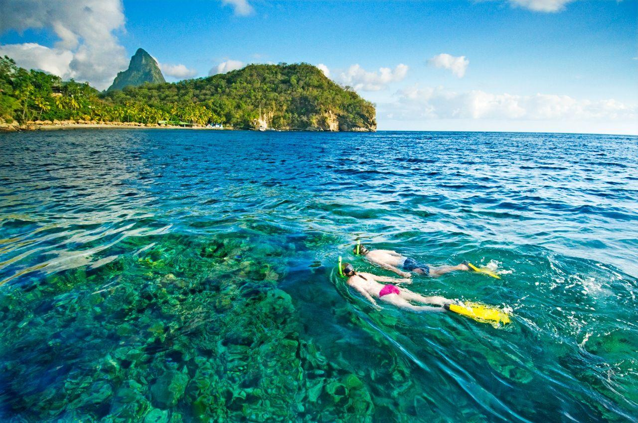 Interesting information about: Saint lucia