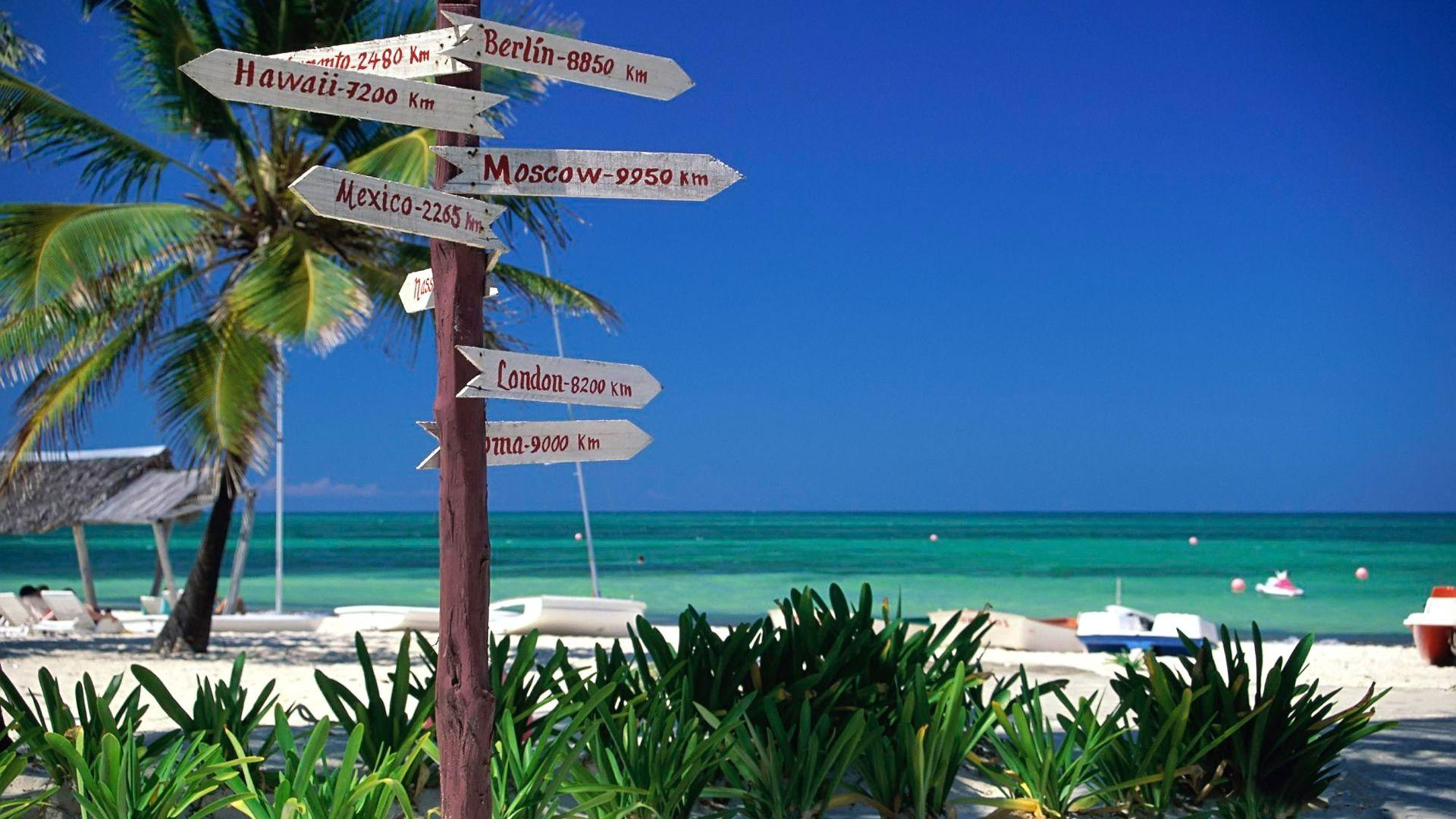 Santa Lucia, Cuba beach wallpapers