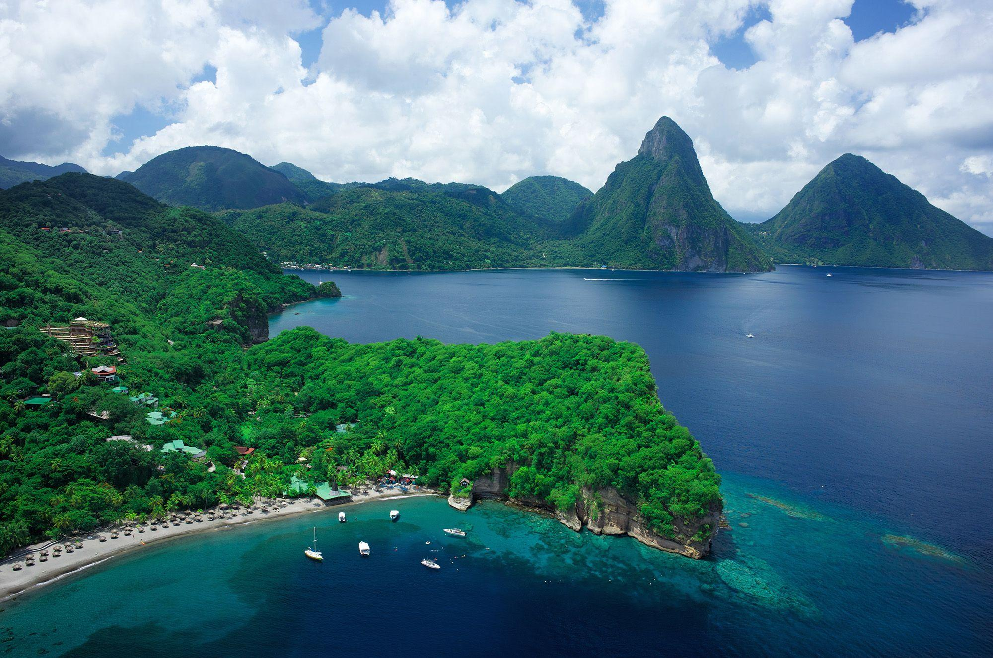 5 Reasons to Make St. Lucia Your Next Dive Destination