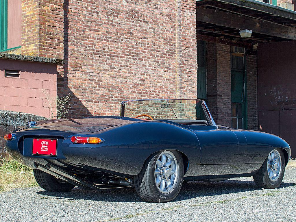 Your 1964 Jaguar XKE Speedster Wallpapers Are Here - In My Garage ...