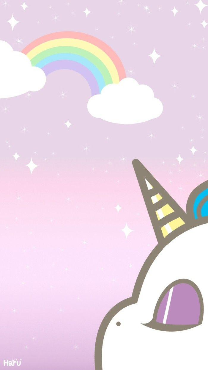 Cute Unicorn Wallpapers Wallpaper Cave