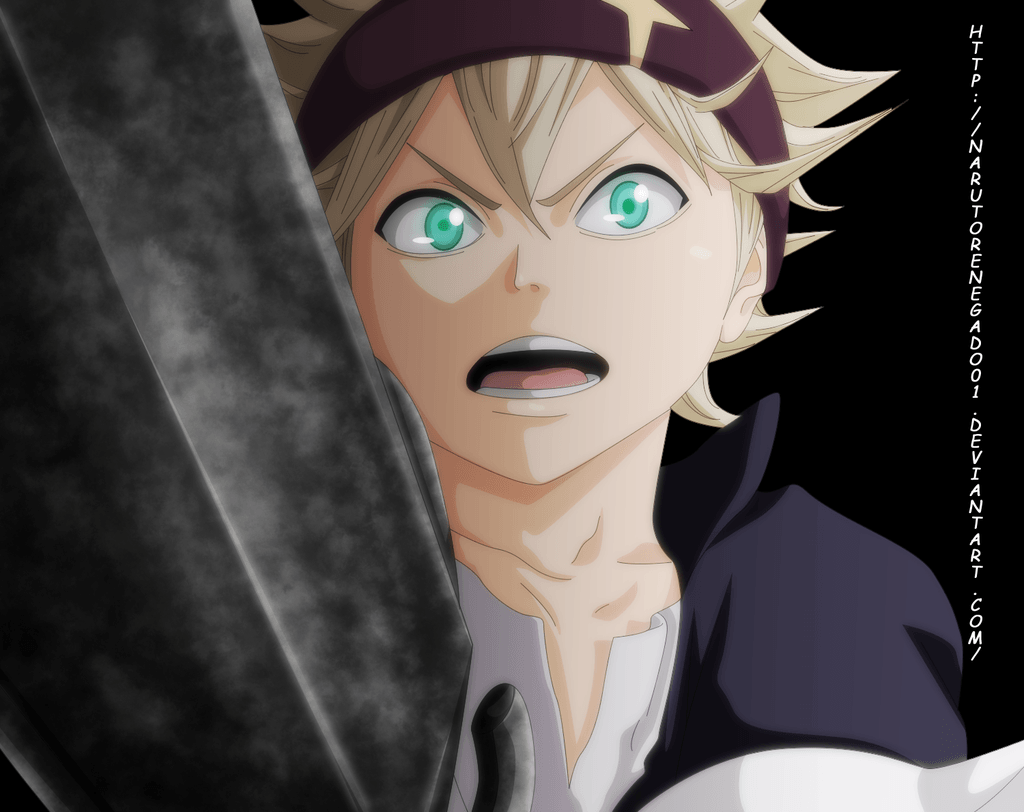 Black Clover Wallpapers Wallpaper Cave