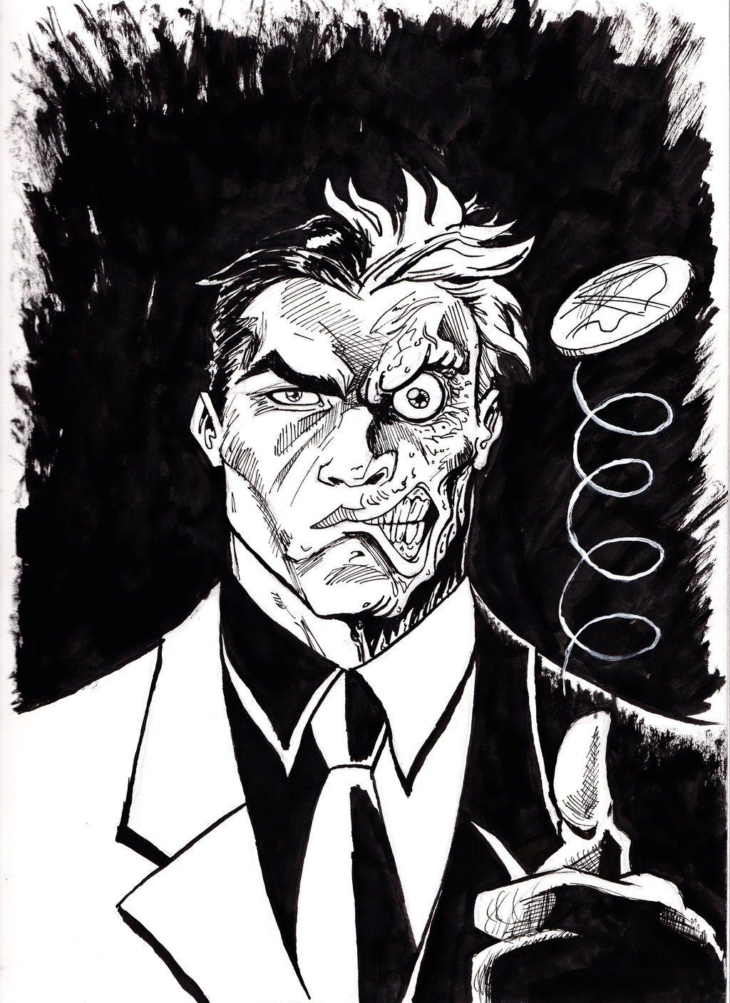 I Believe in Harvey Dent by GREAT