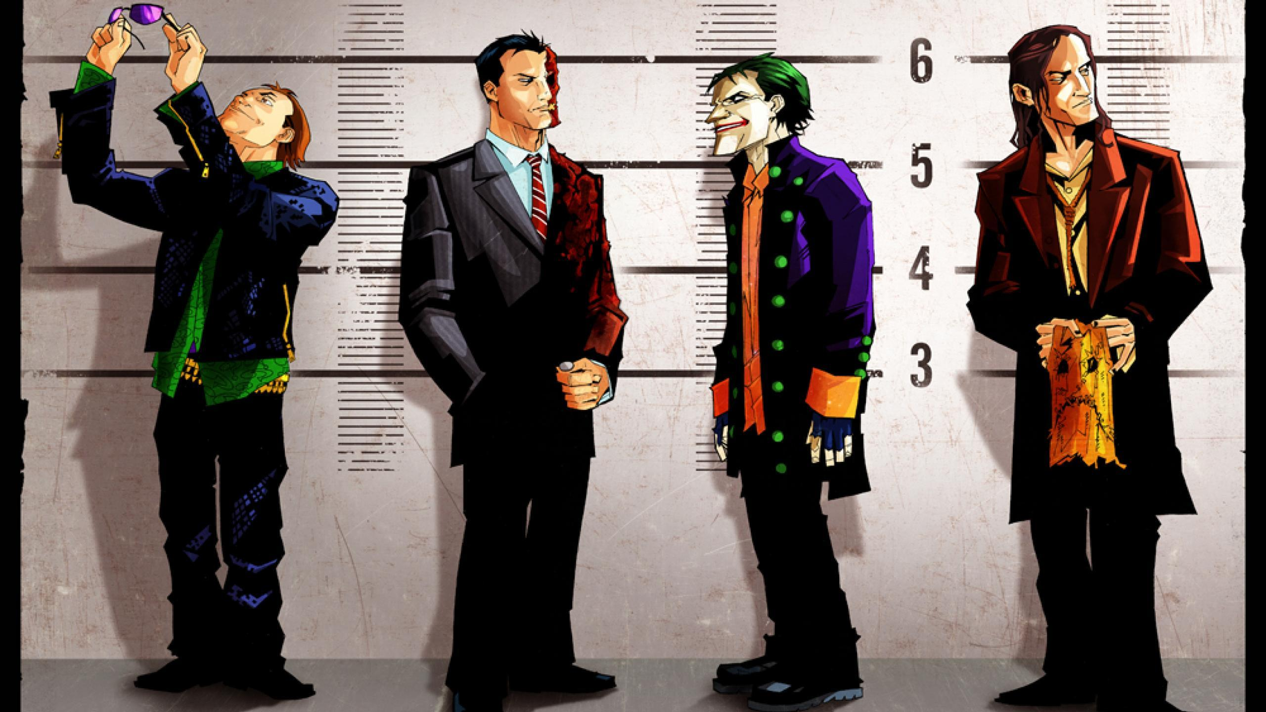 dc comics the joker two