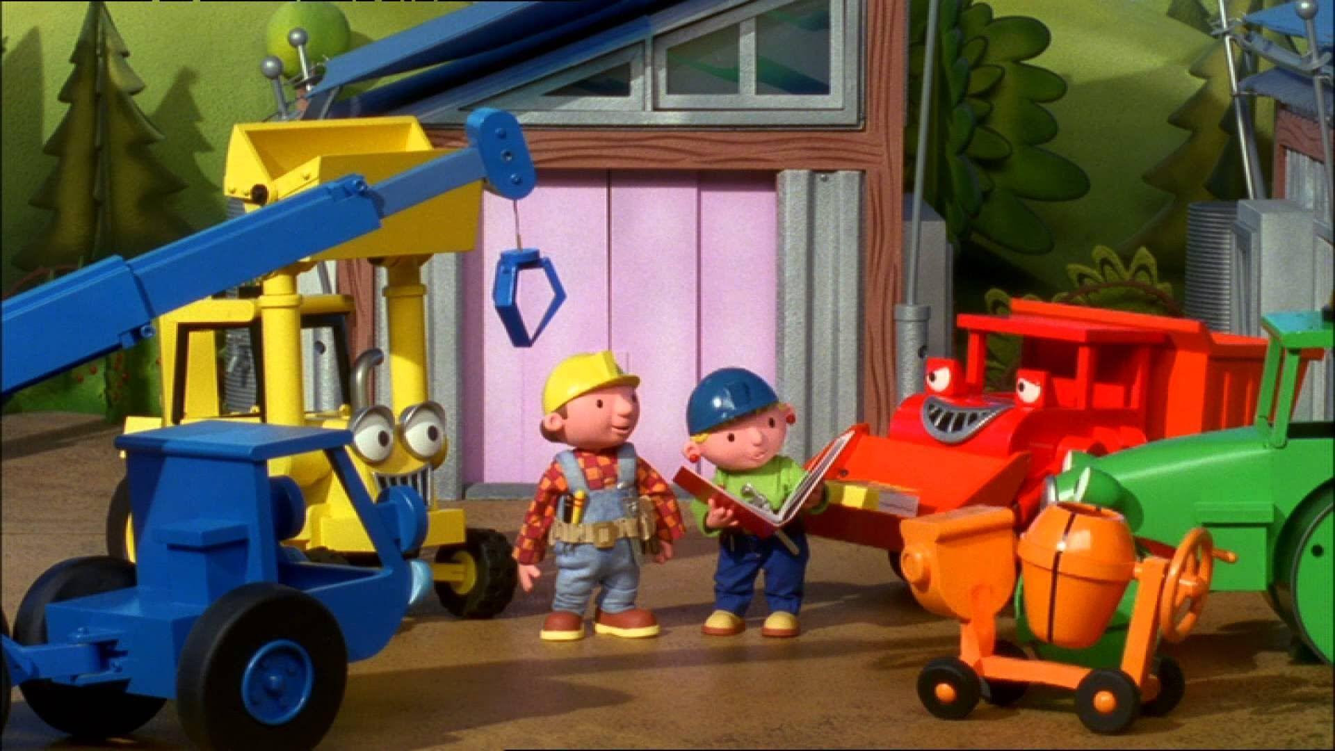 Bob the builder - 90s Cartoons