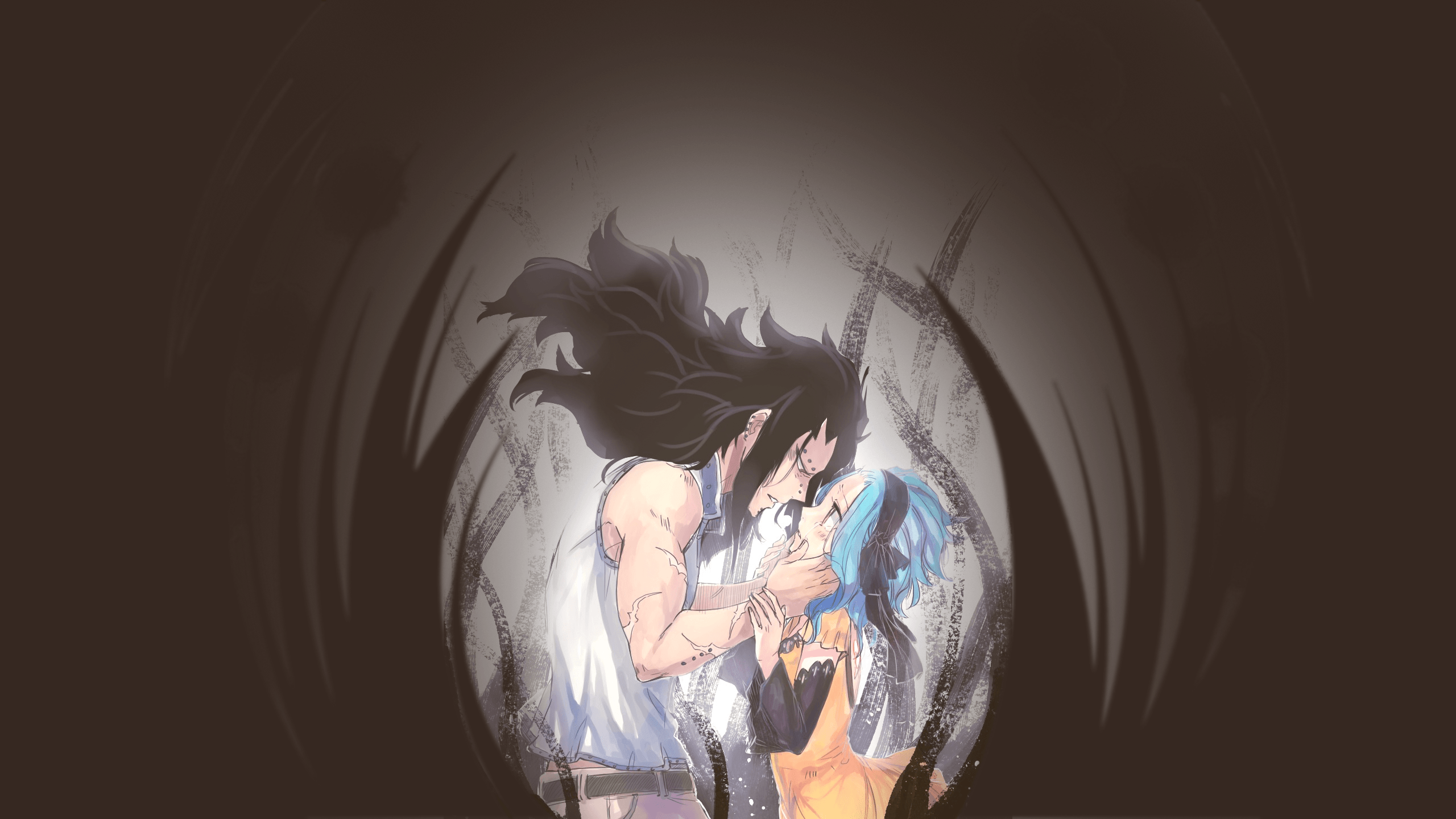 Shadows Wallpaper, by rboz Series: Fairy Tail