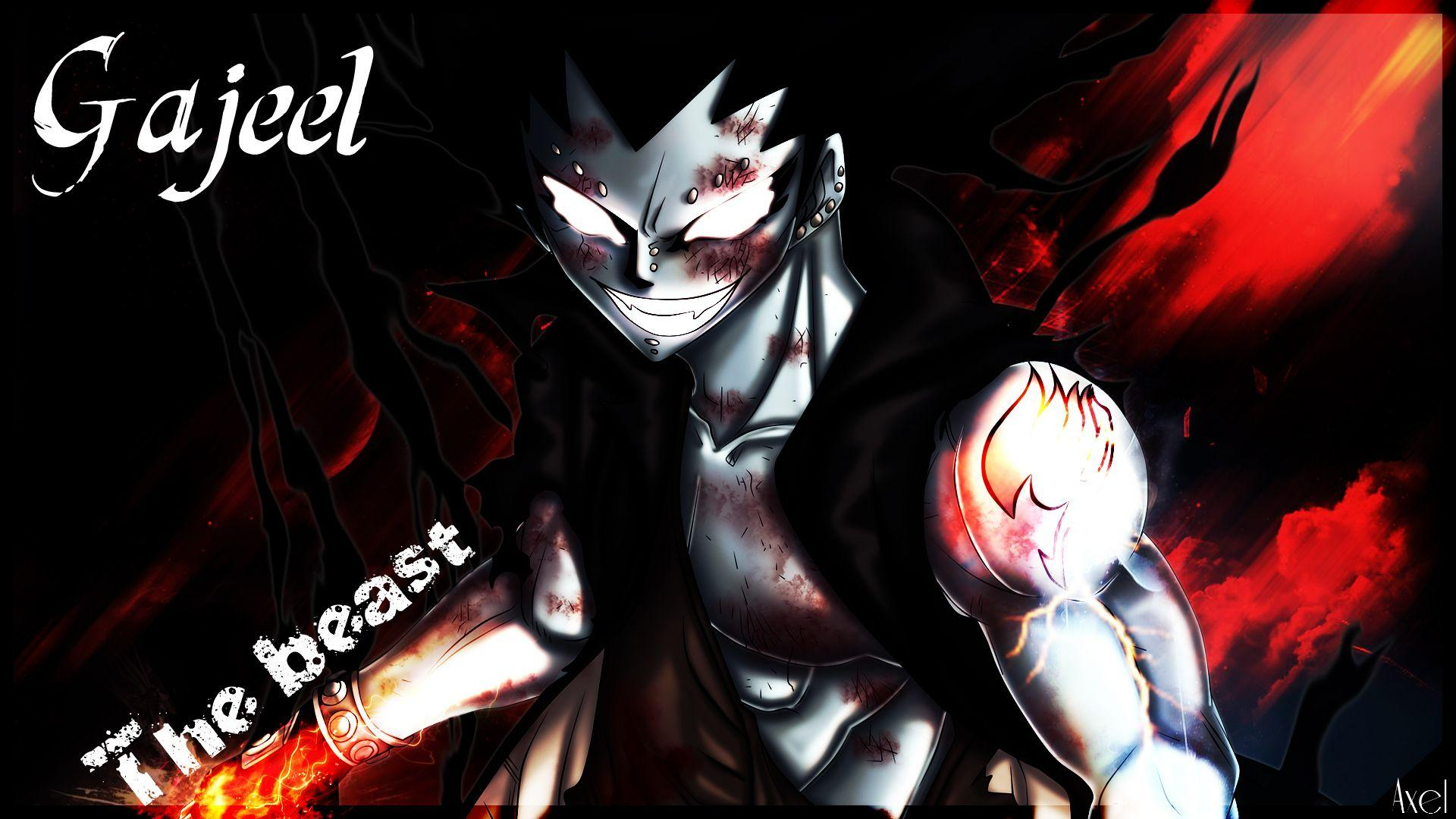 Fairy Tail Gajeel Wallpapers