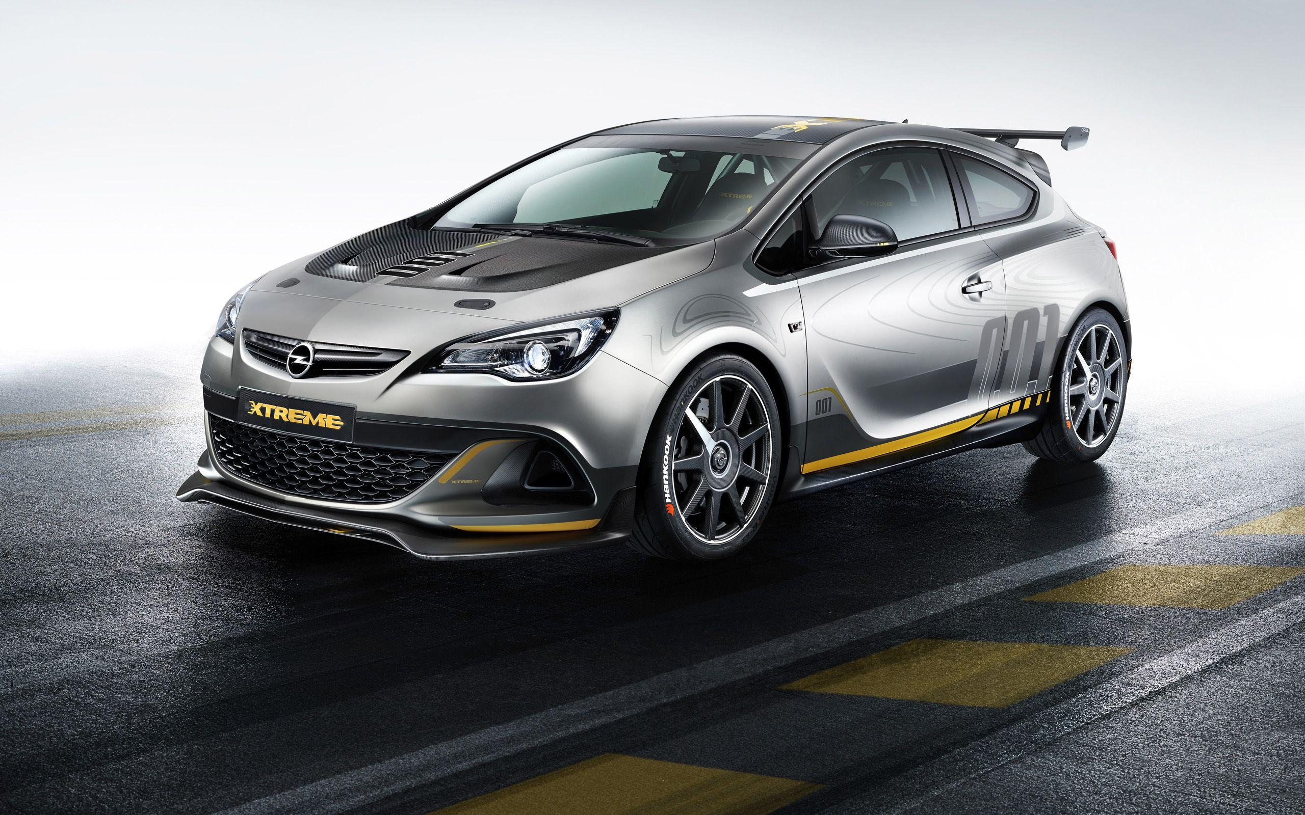 2014 Opel Astra OPC Extreme Wallpapers
