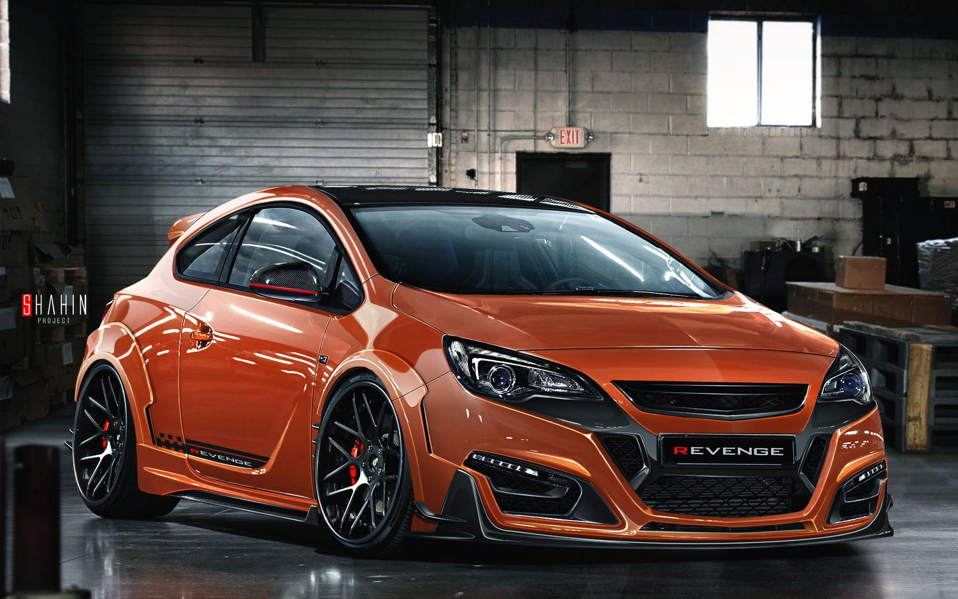 Vauxhall Astra Wallpapers Wallpaper Cave