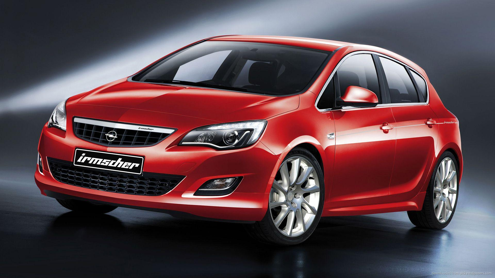 Opel Astra Wallpapers For Nokia X2