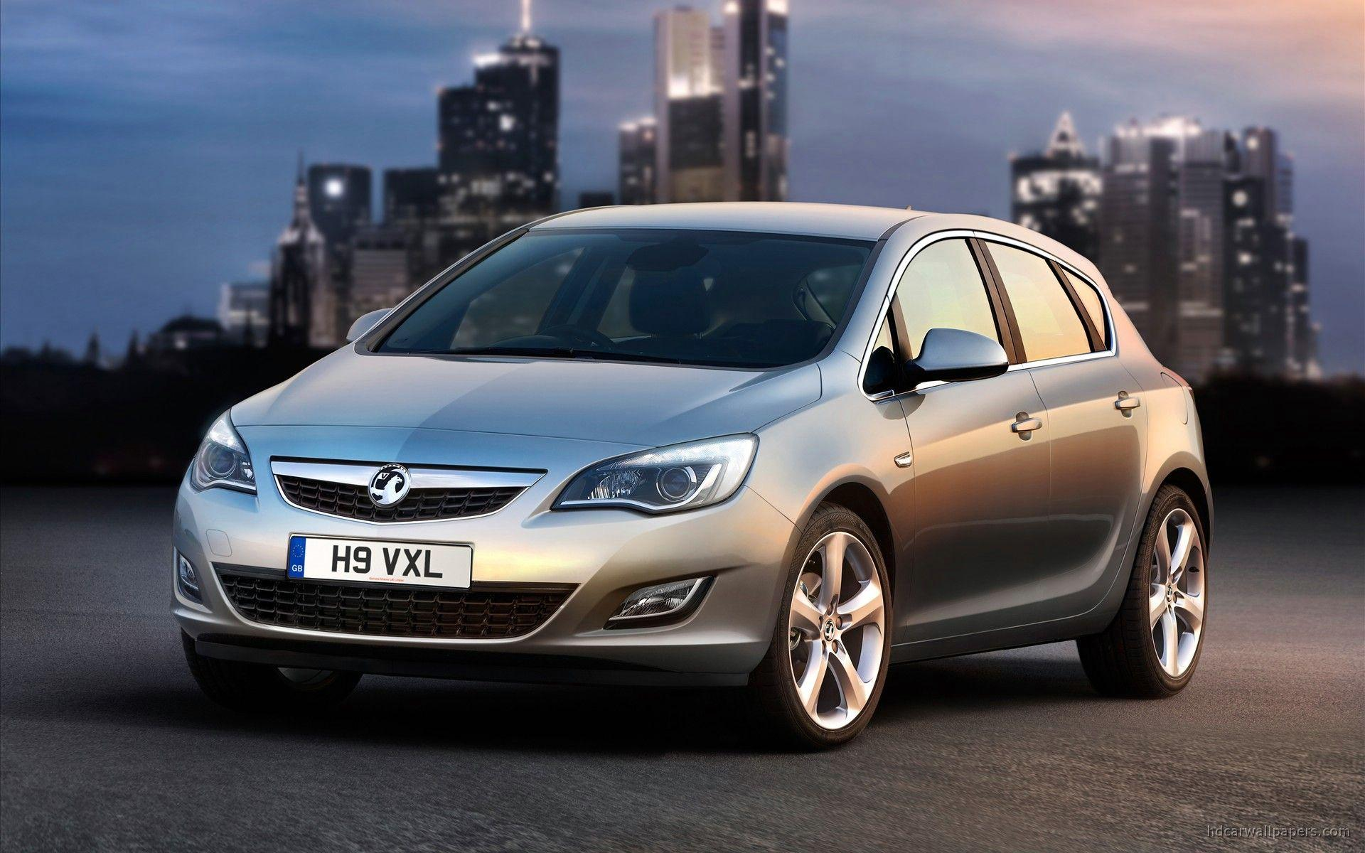 2010 Vauxhall Astra Wallpapers