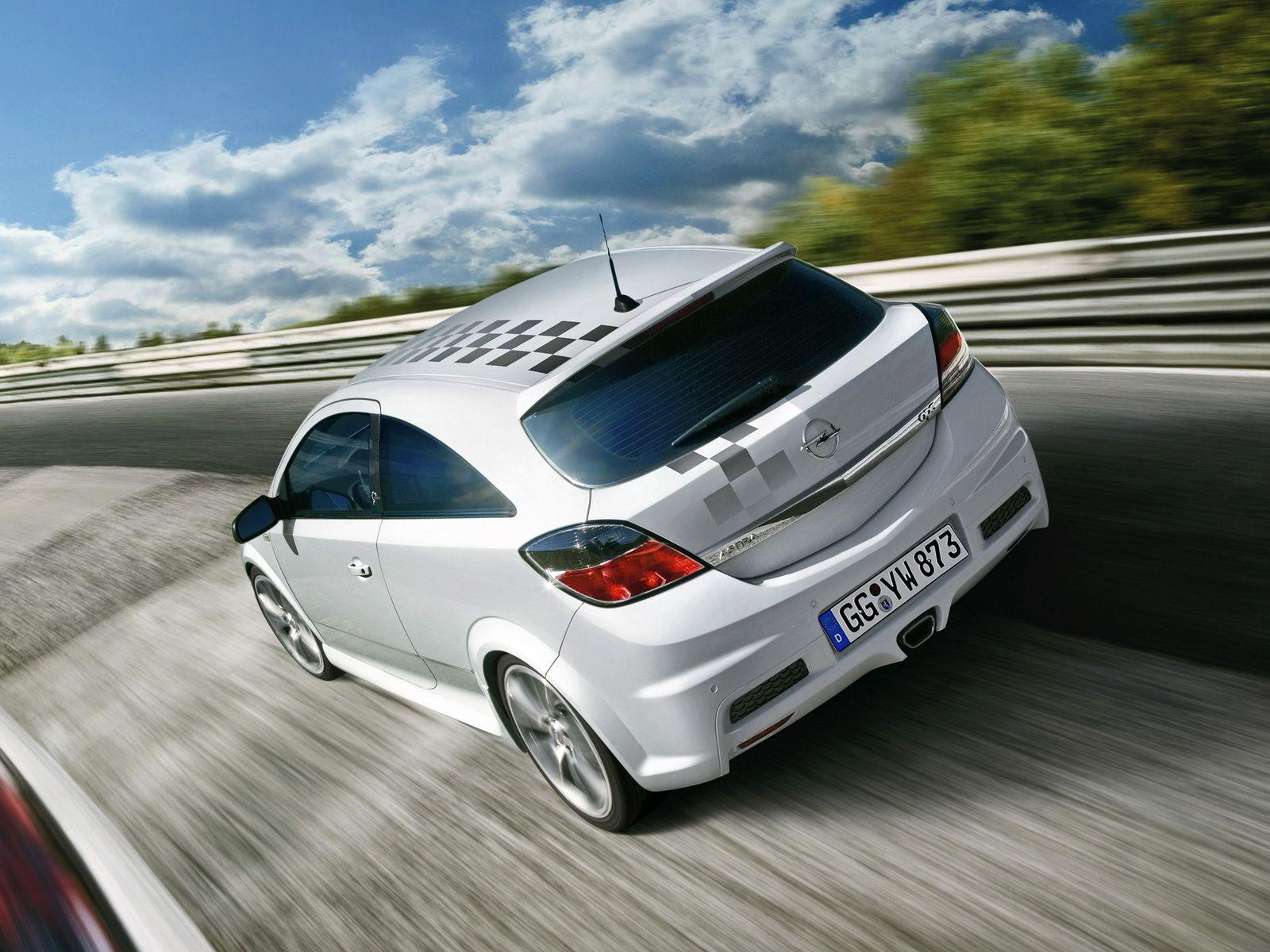 Opel Astra GTC wallpapers and image