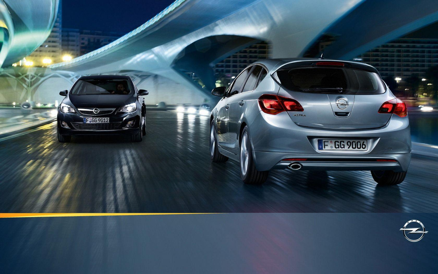 Opel Astra wallpapers and image