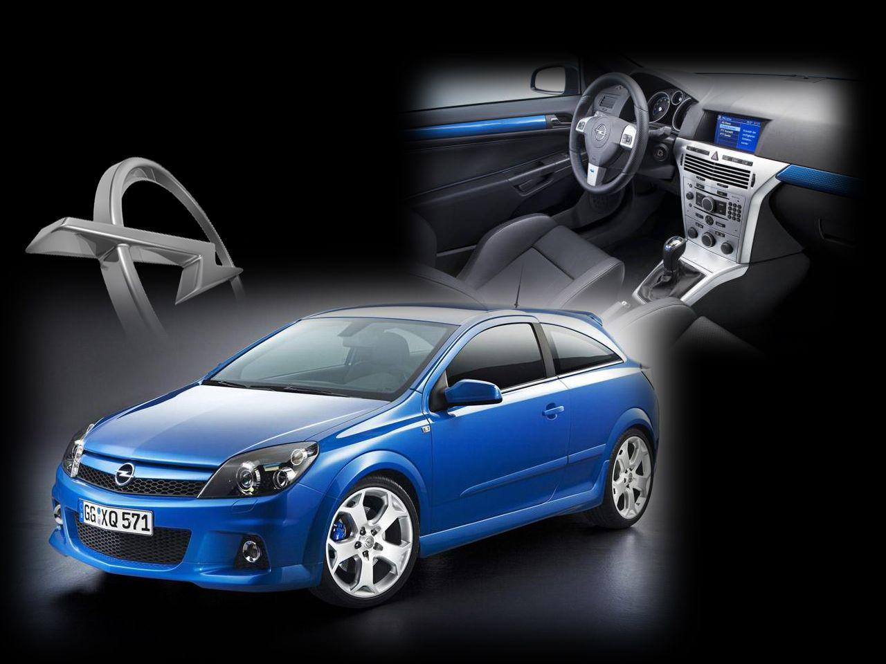 Opel Astra III OPC Wallpapers by vrg