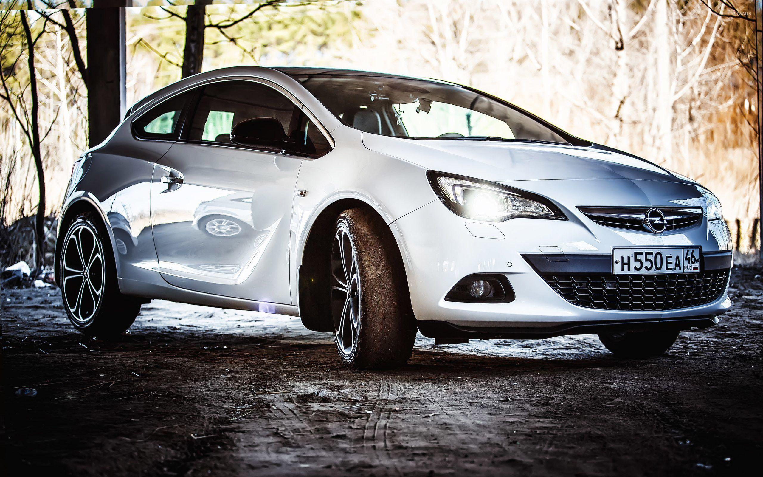 Opel Astra [4] wallpapers