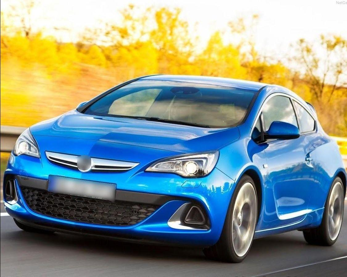 Wallpapers Opel Astra OPC