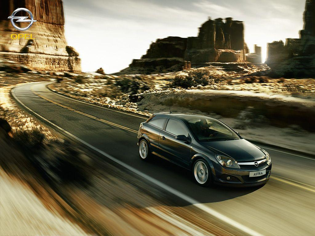 The new Opel Astra. Make your world more exciting