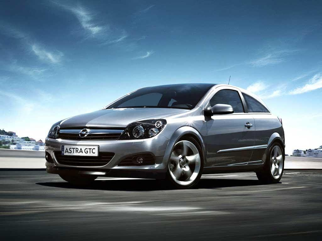 Opel Astra Wallpapers Wallpaper Cave