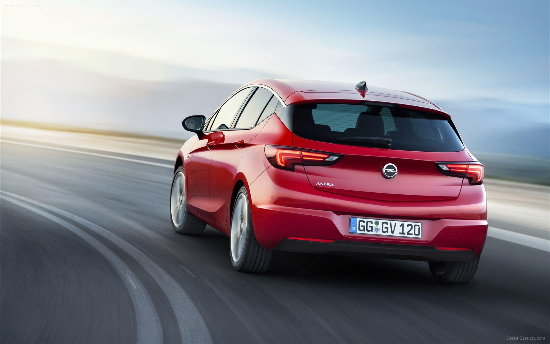 Opel Astra 2016 Widescreen Exotic Car Wallpapers of 82 : Diesel