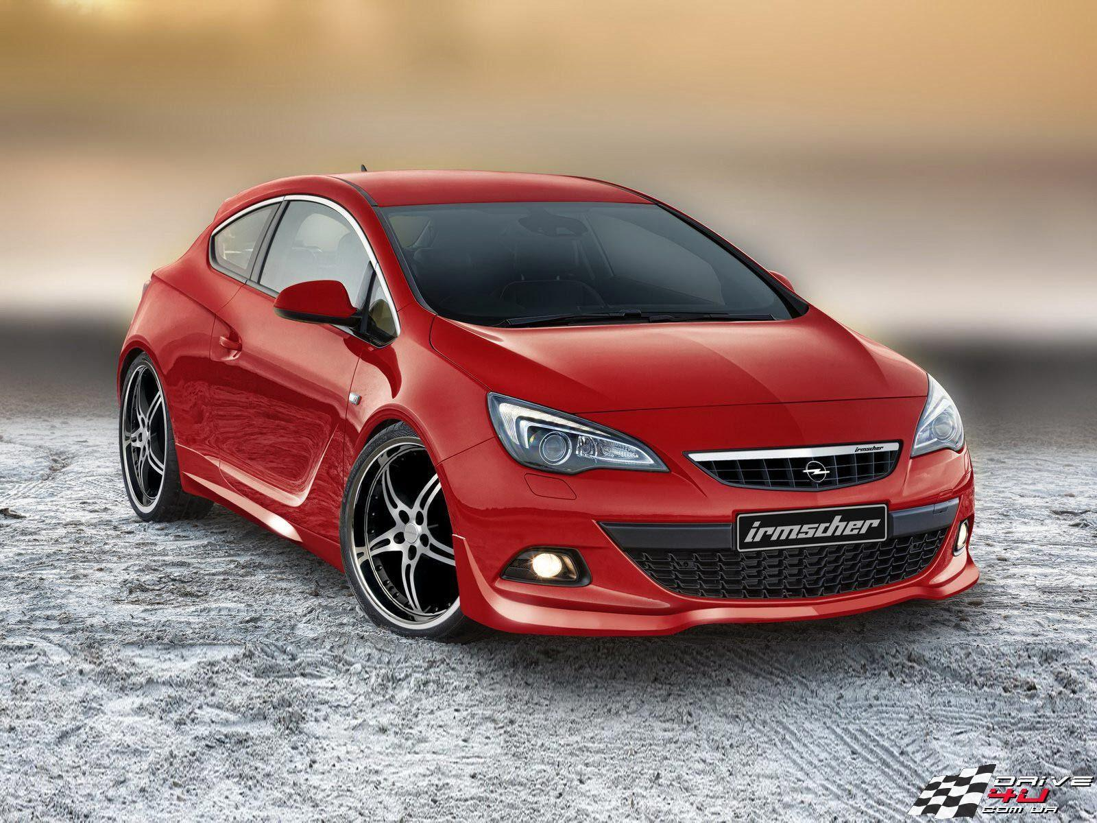 New car Opel Astra GTC 2014 wallpapers and image
