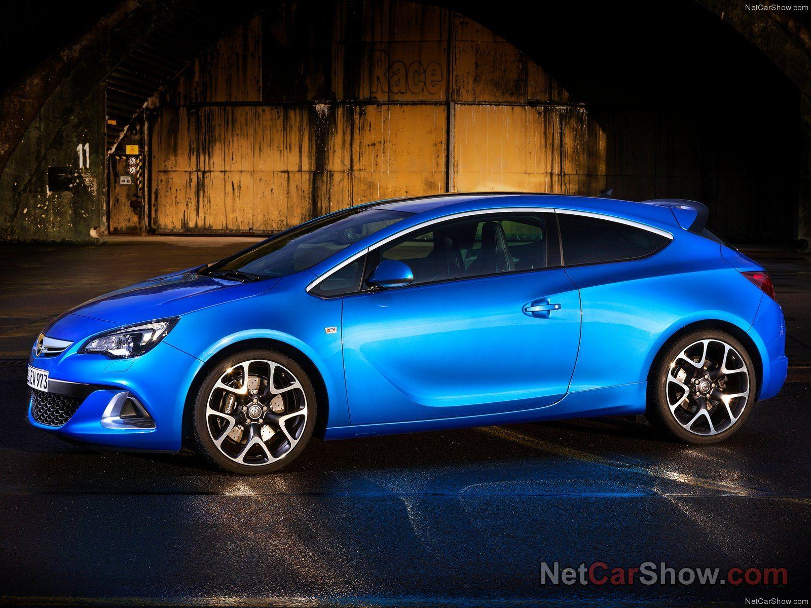 Opel Astra OPC picture # 92970