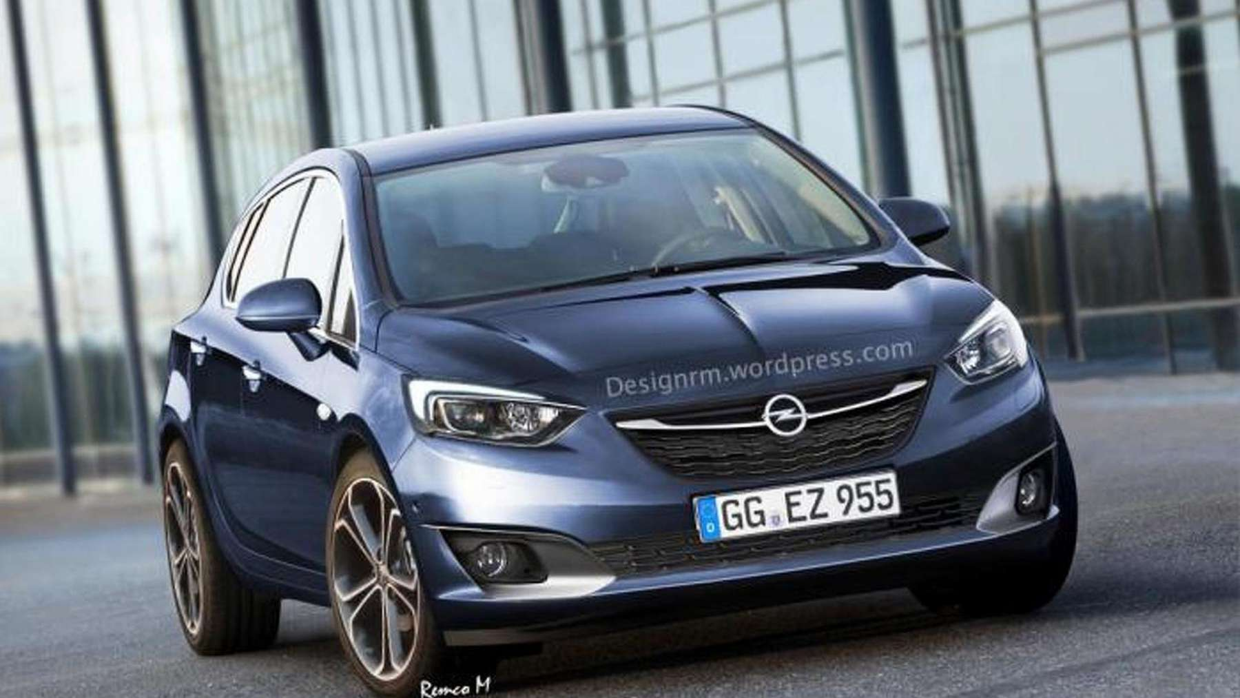 Opel Astra wallpapers, specs and news
