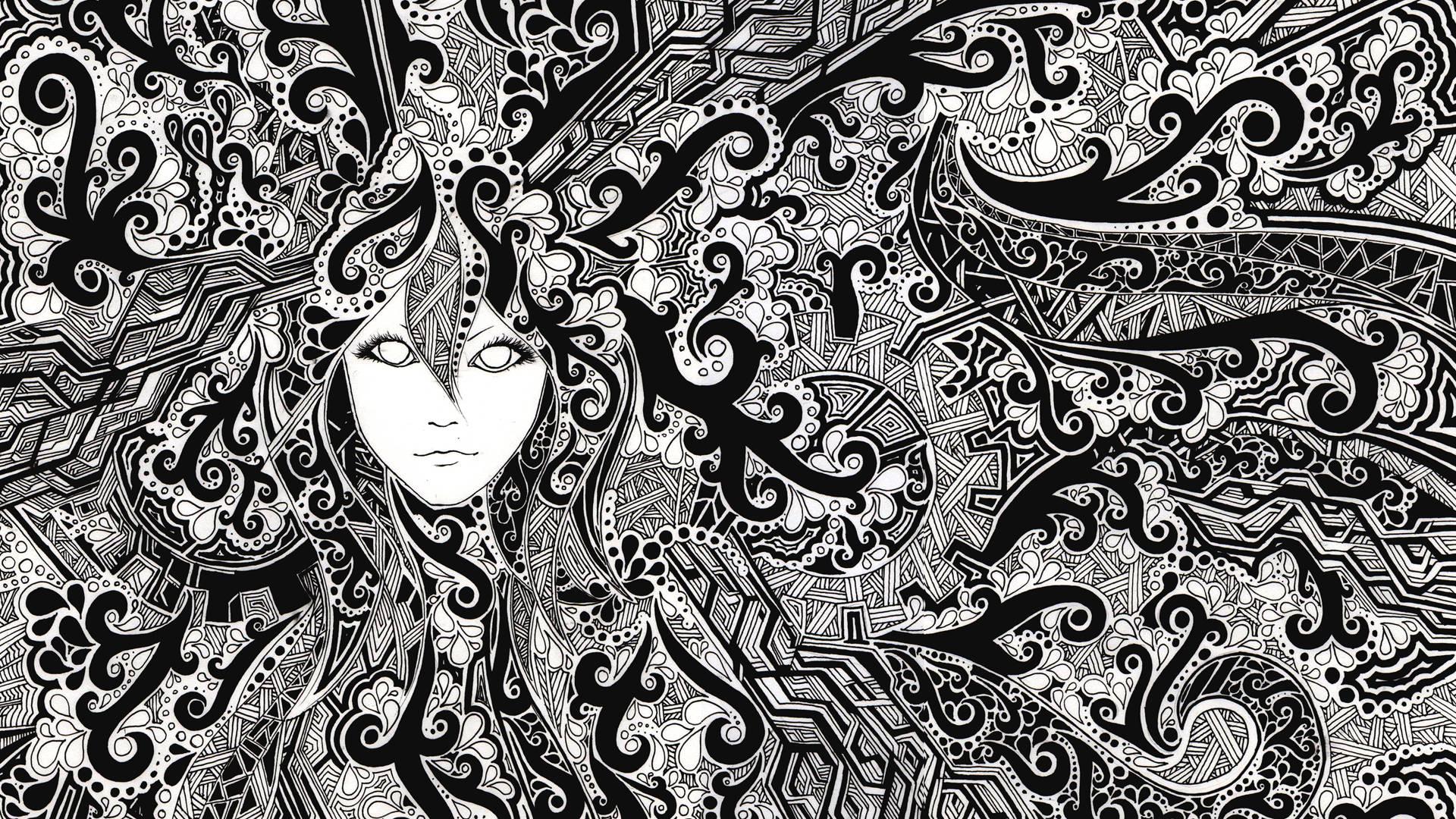 Zentangle Wallpapers - Wallpaper Cave